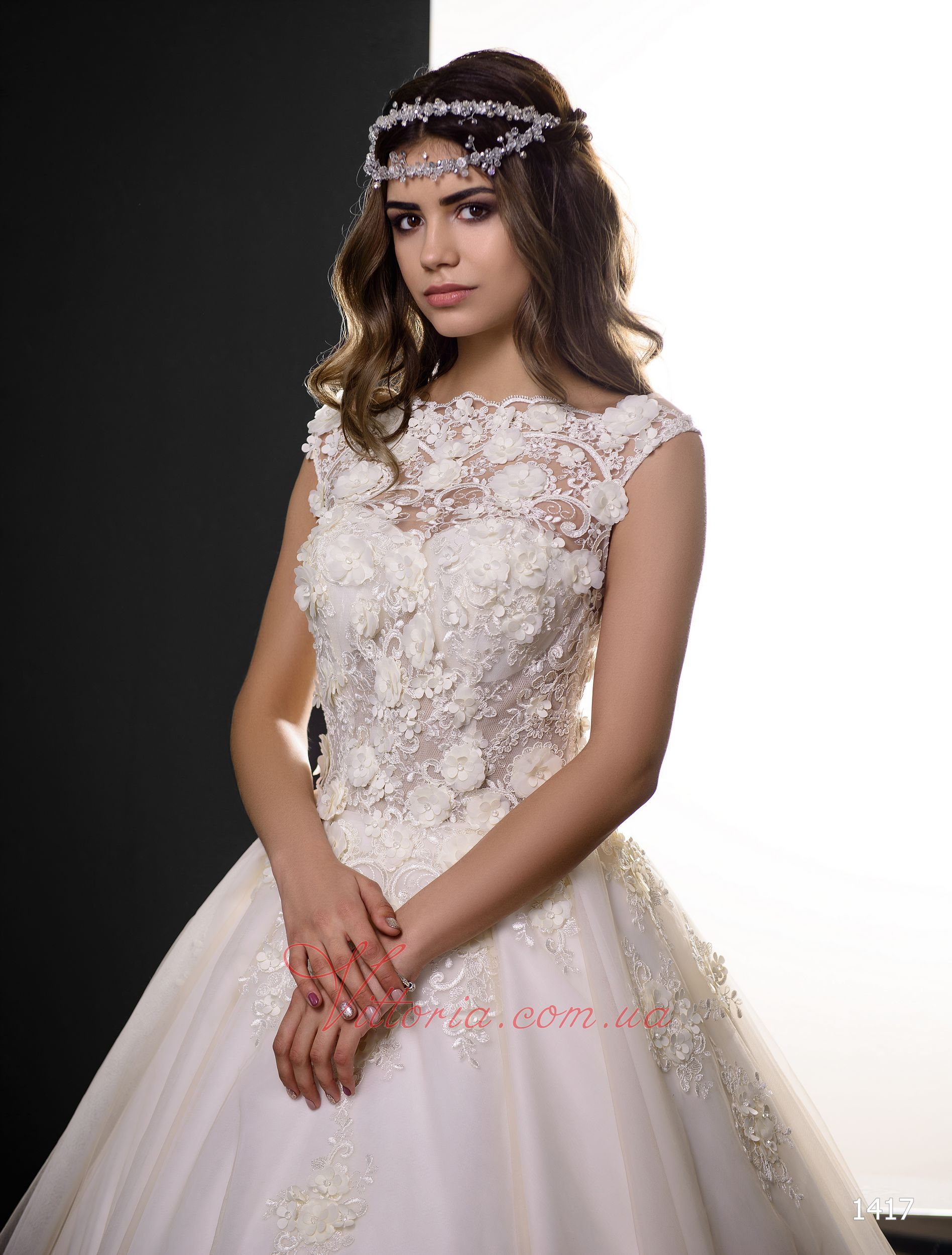 Свадебное платье Модель 1417