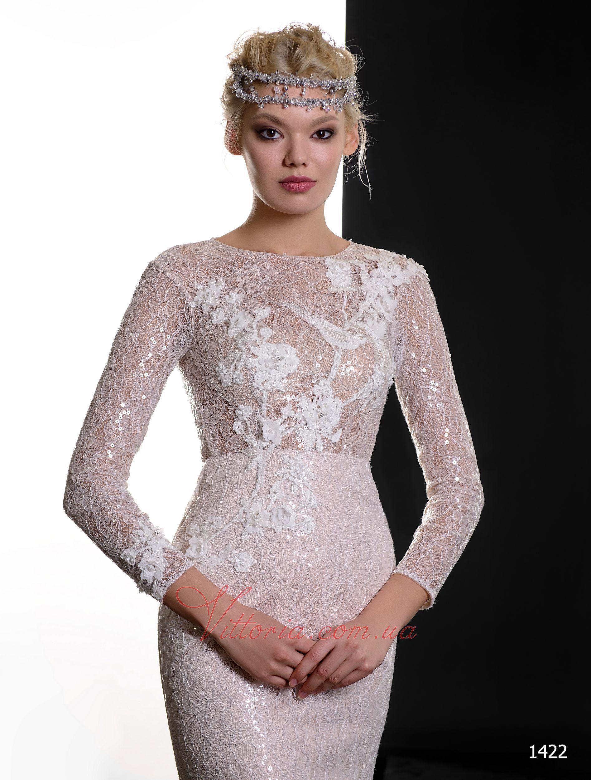 Свадебное платье Модель 1422