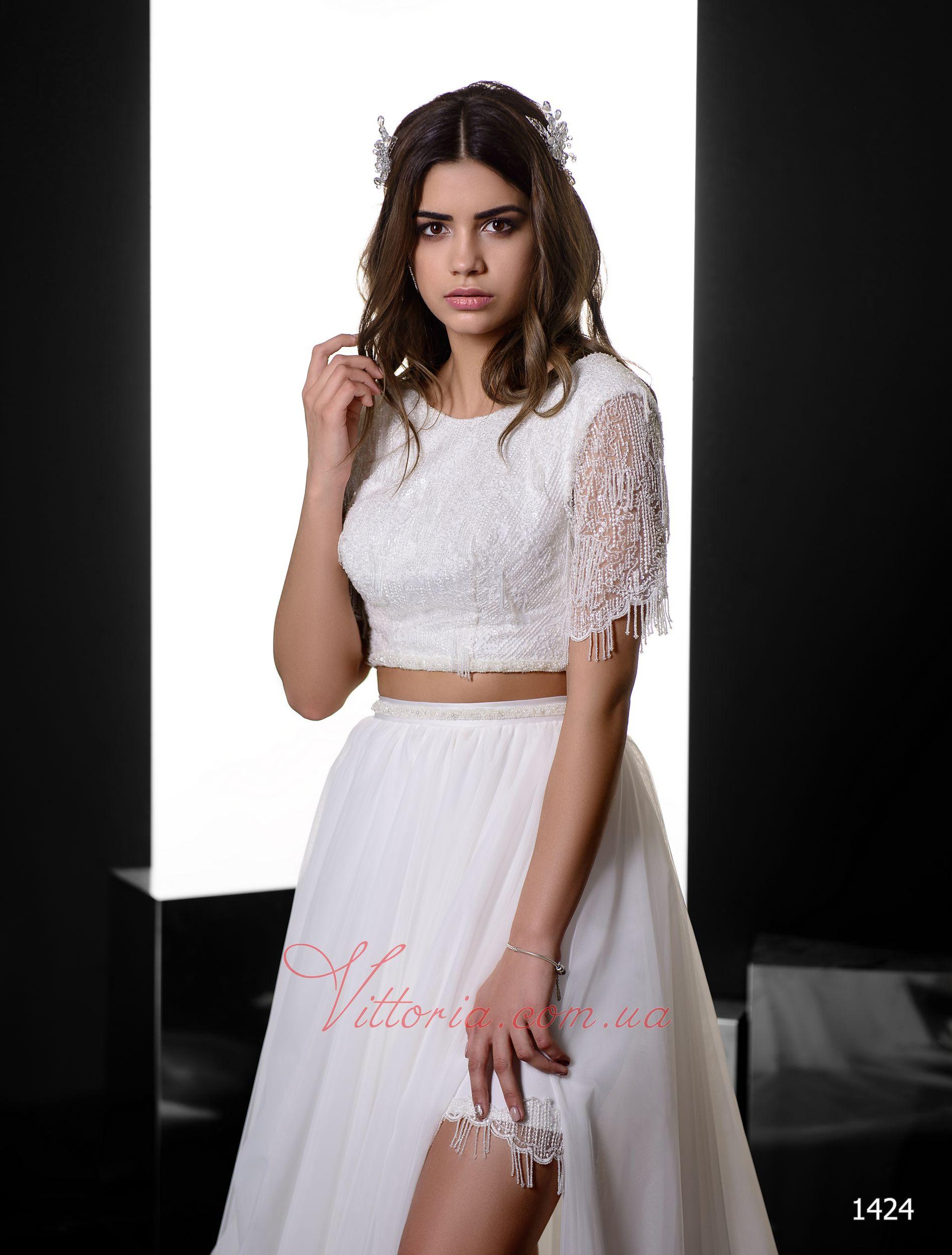 Свадебное платье Модель 1424