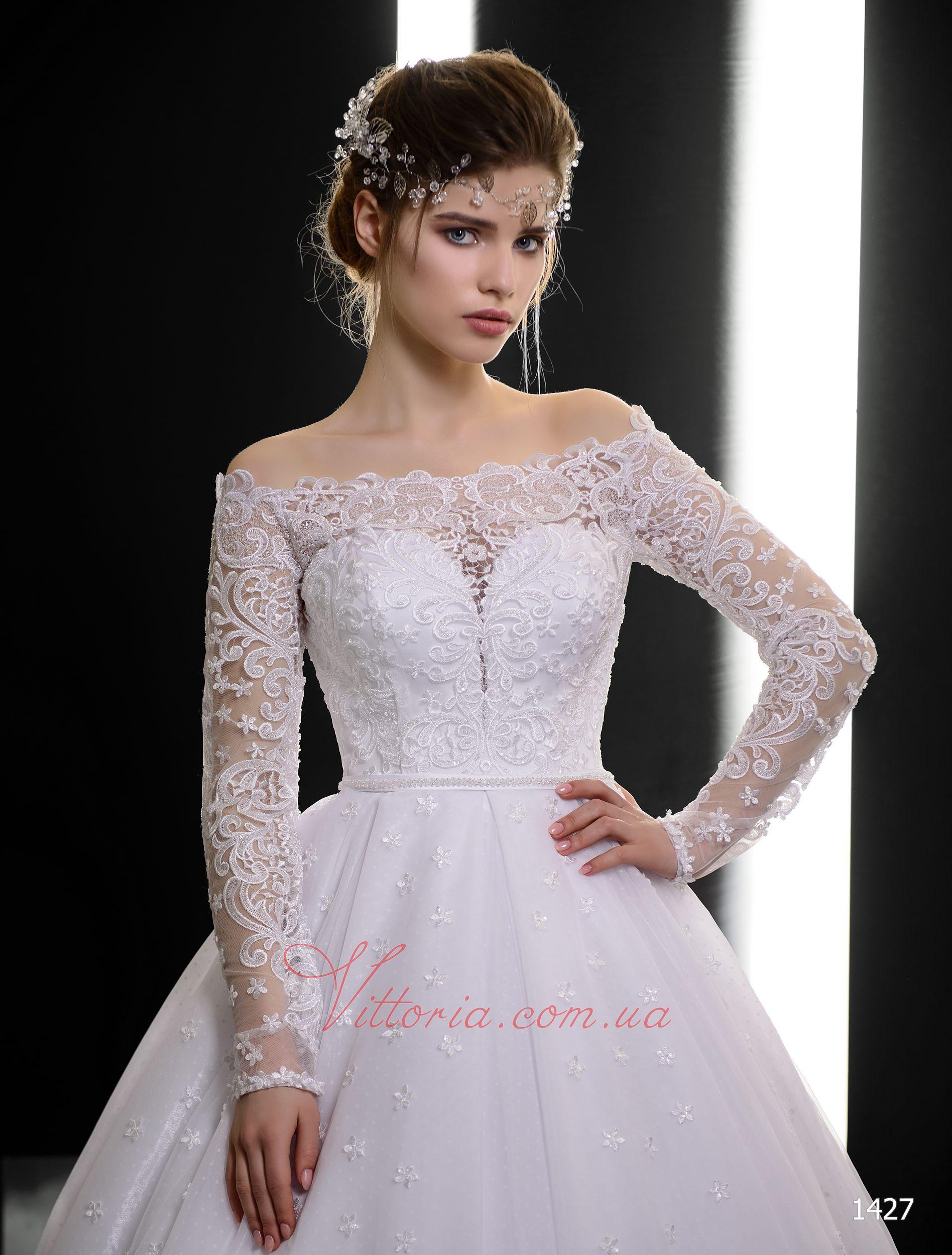 Свадебное платье Модель 1427