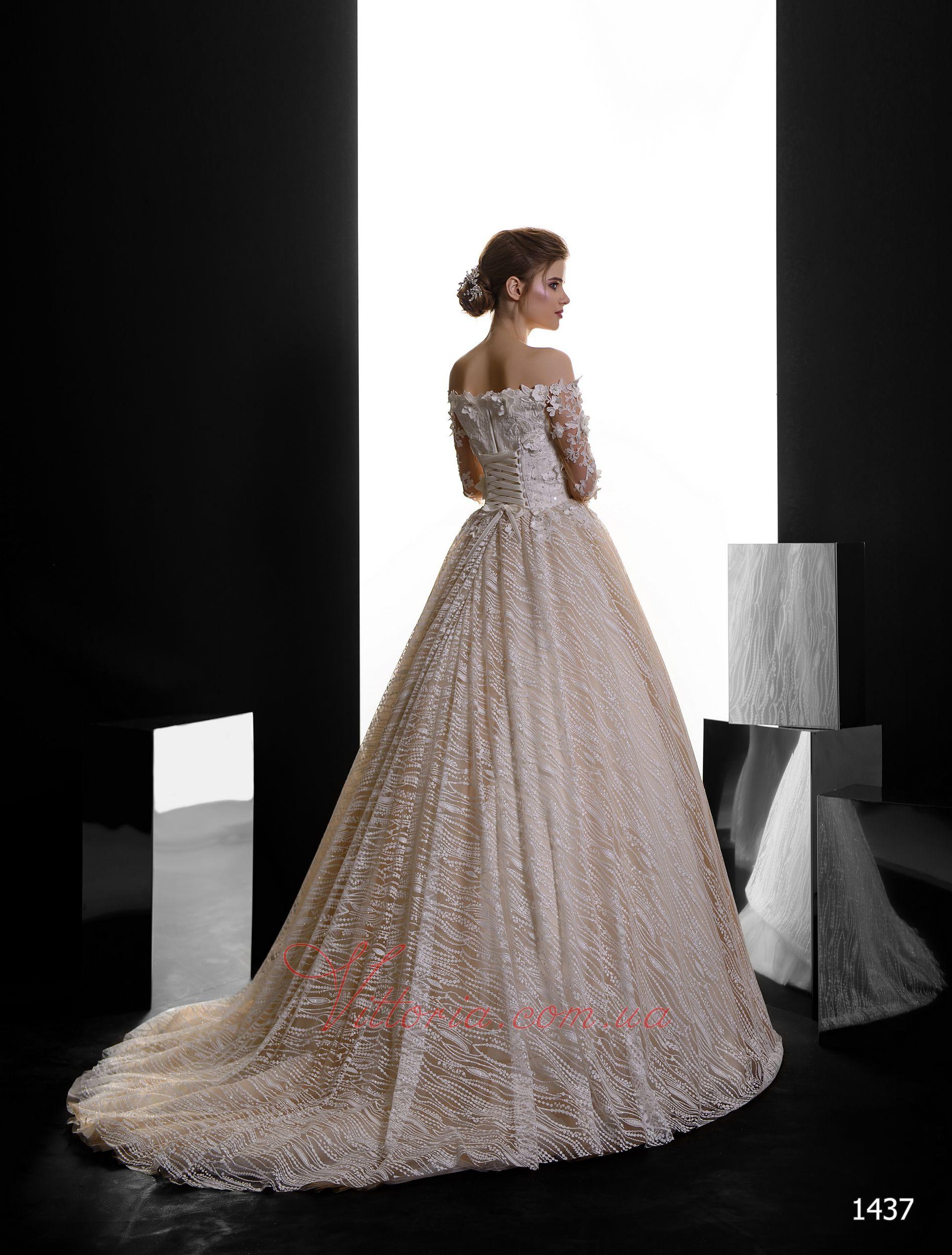 Свадебное платье Модель 1437