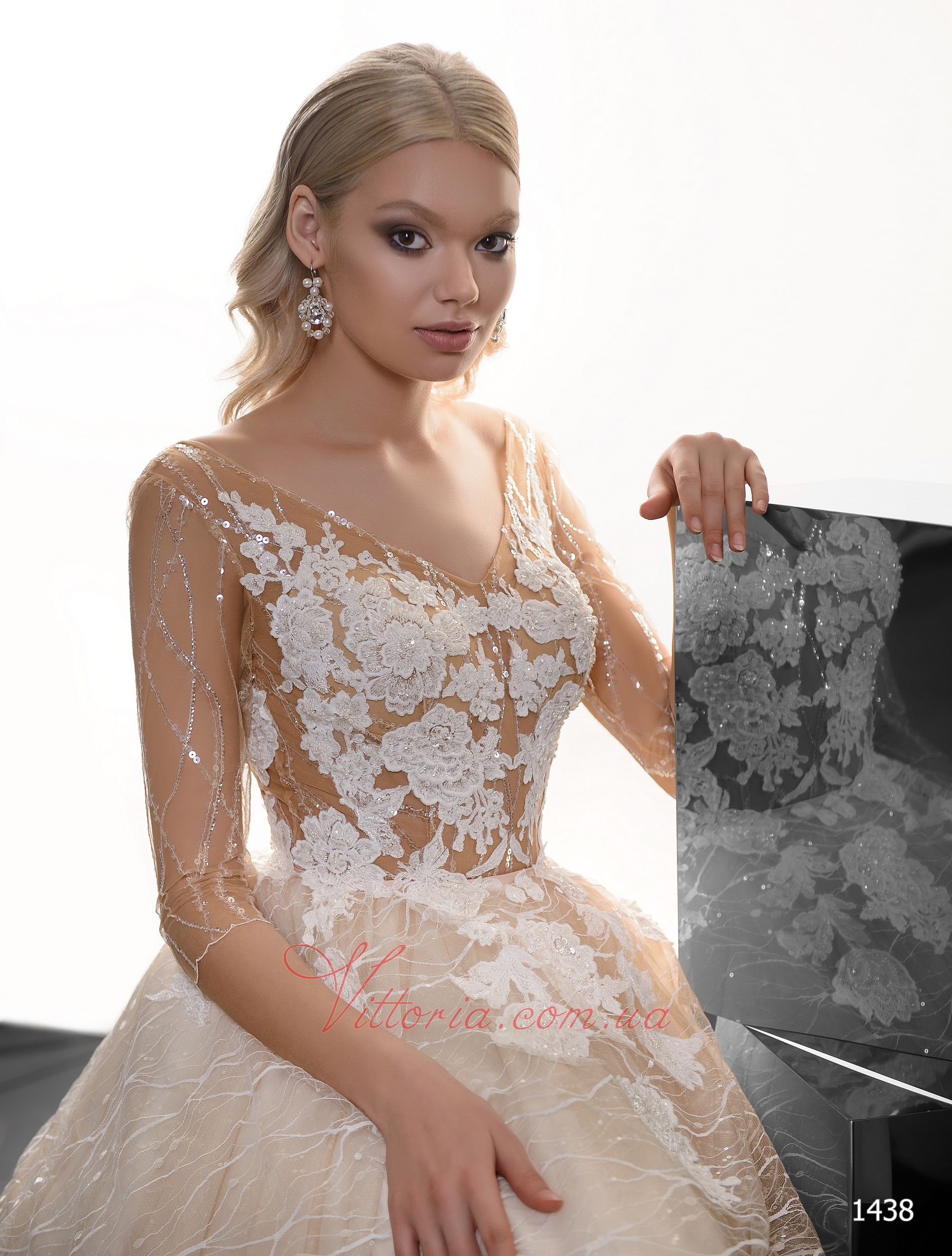Свадебное платье Модель 1438