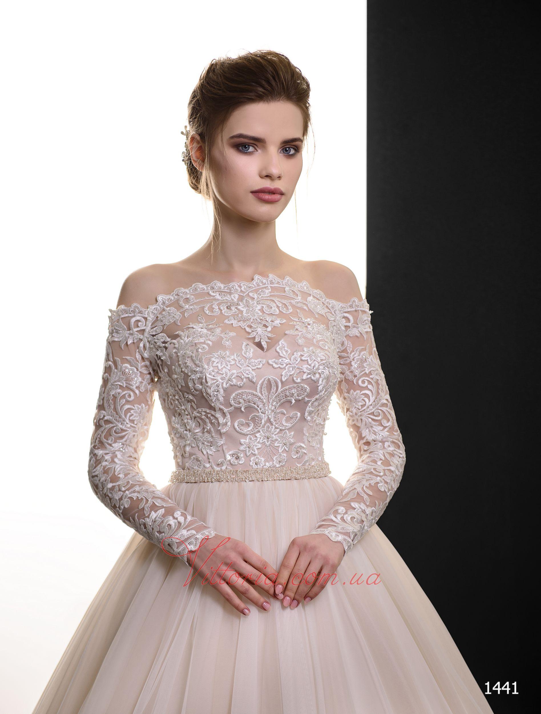 Свадебное платье Модель 1441