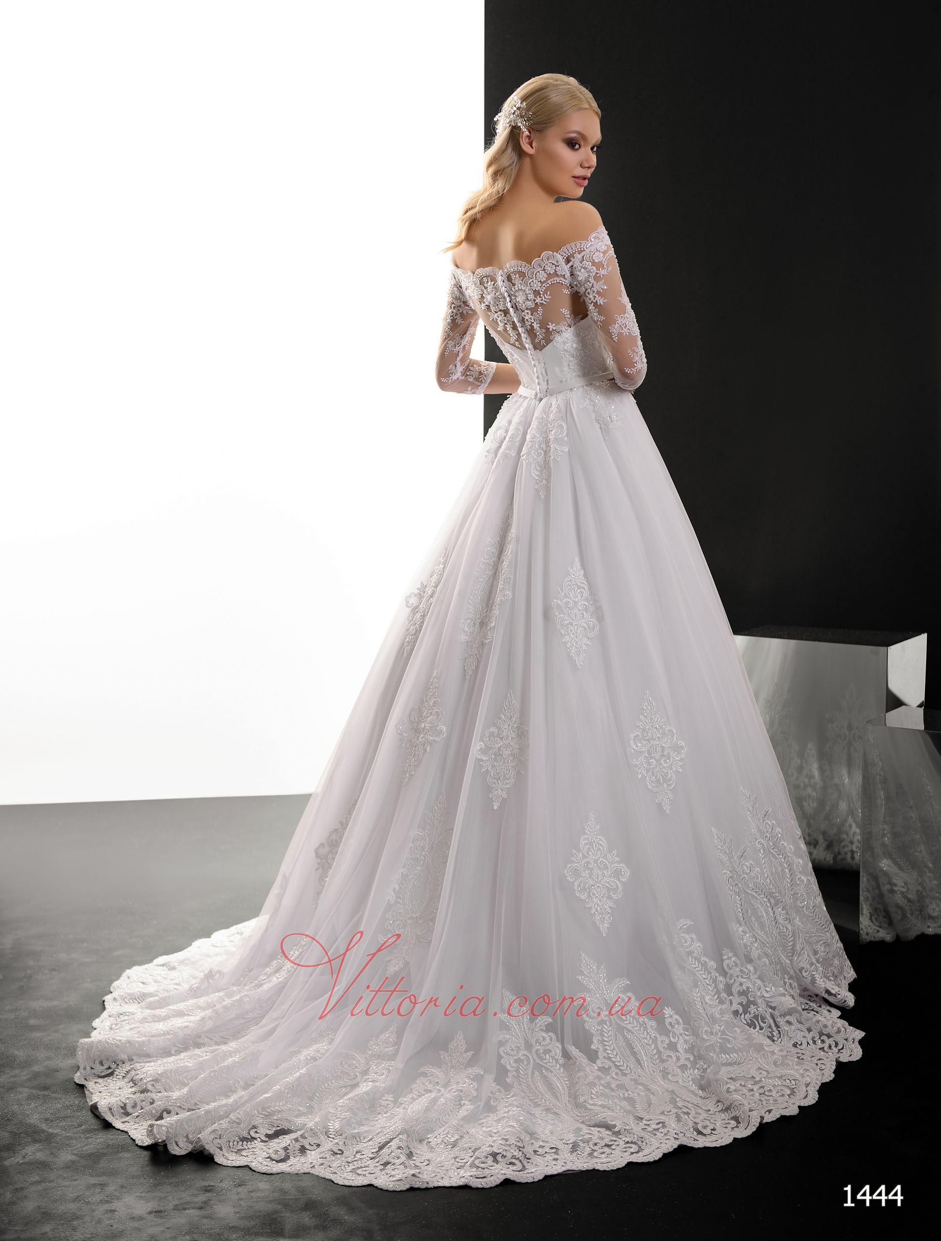 Свадебное платье Модель 1444