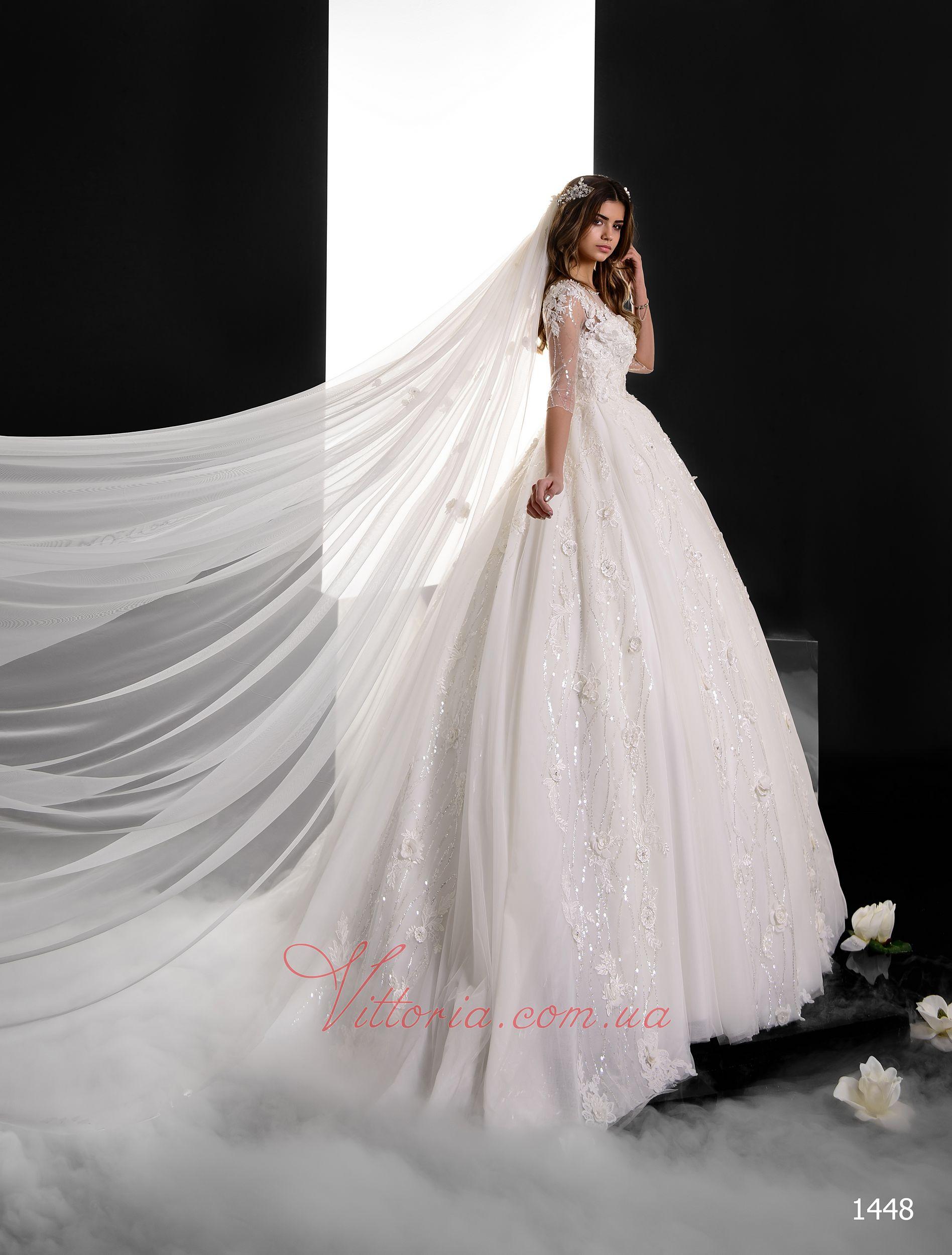 Свадебное платье Модель 1448