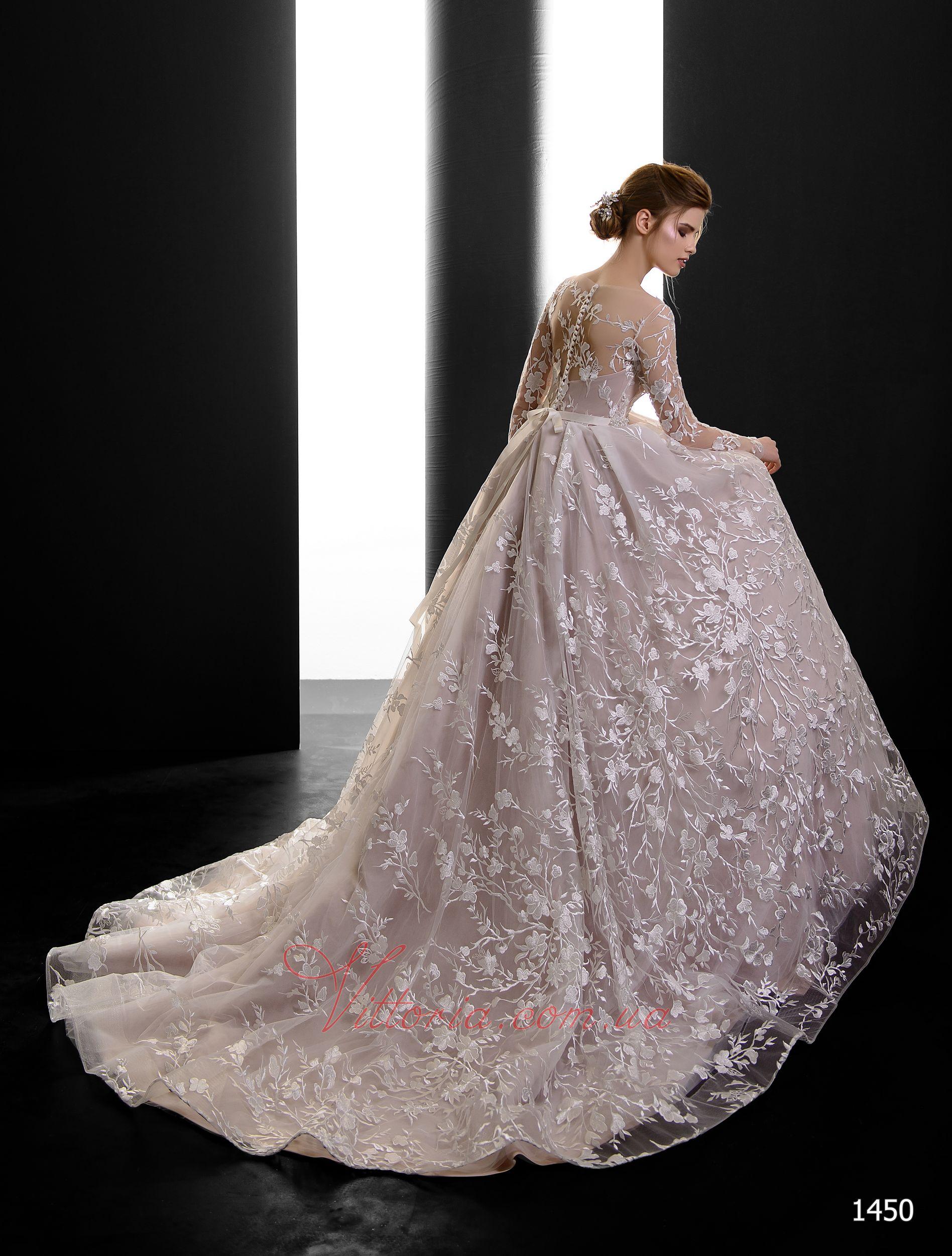 Свадебное платье Модель 1450