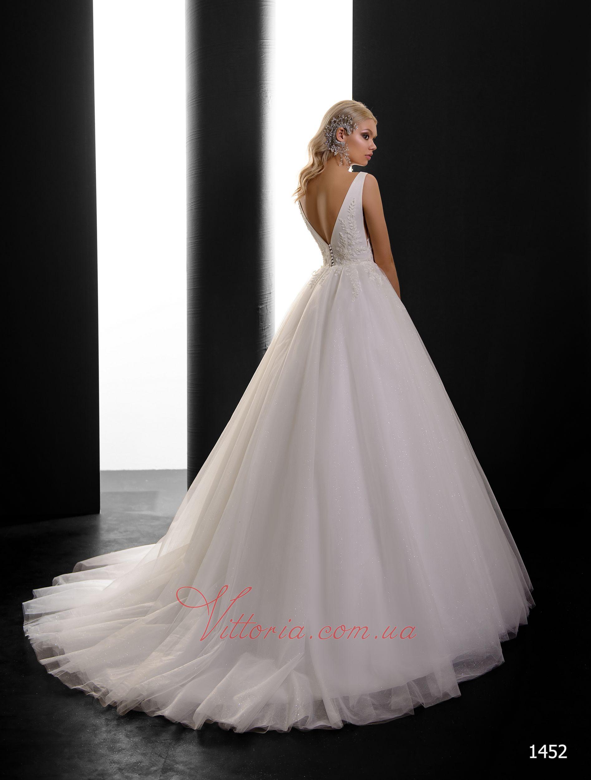 Свадебное платье Модель 1452