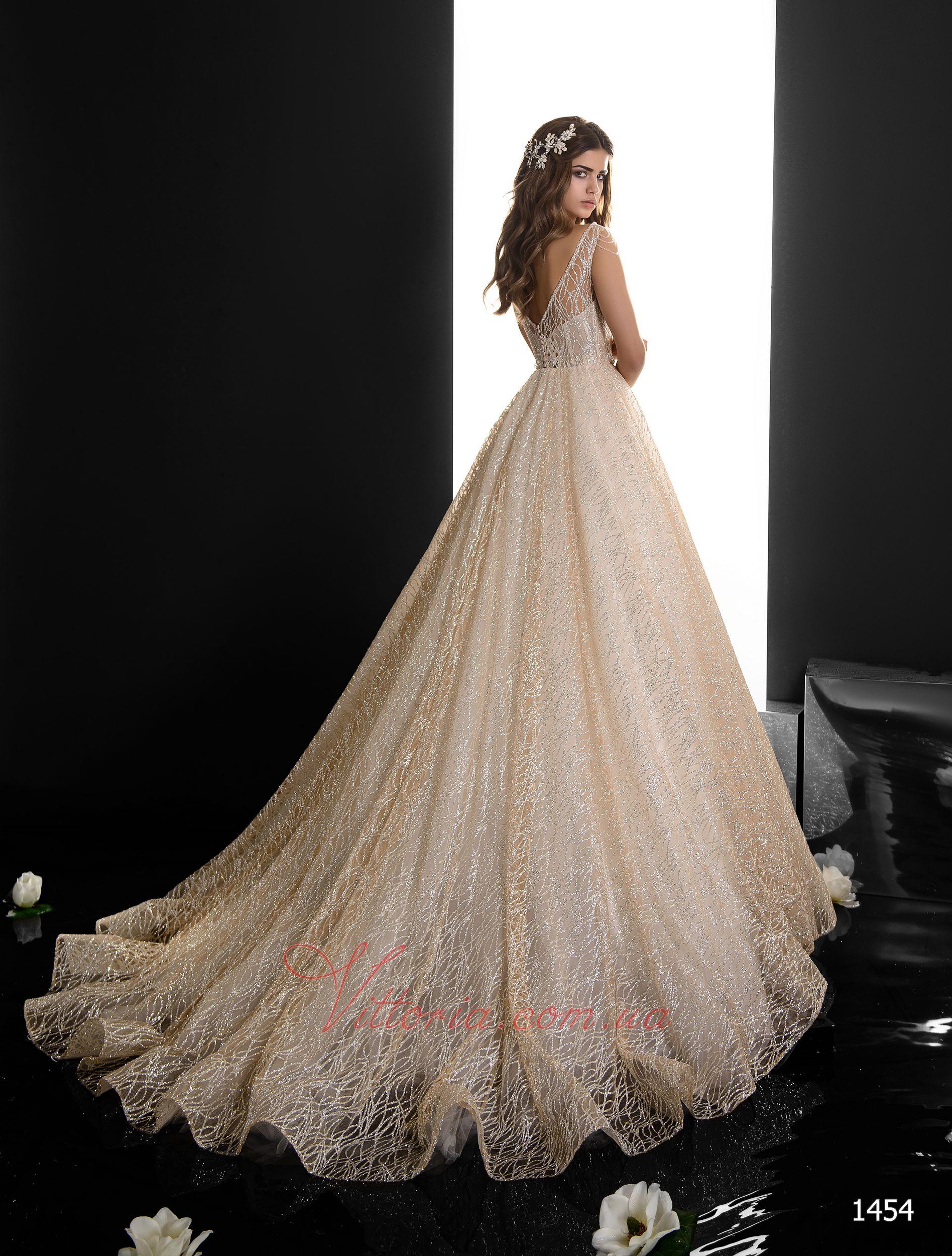 Свадебное платье Модель 1454