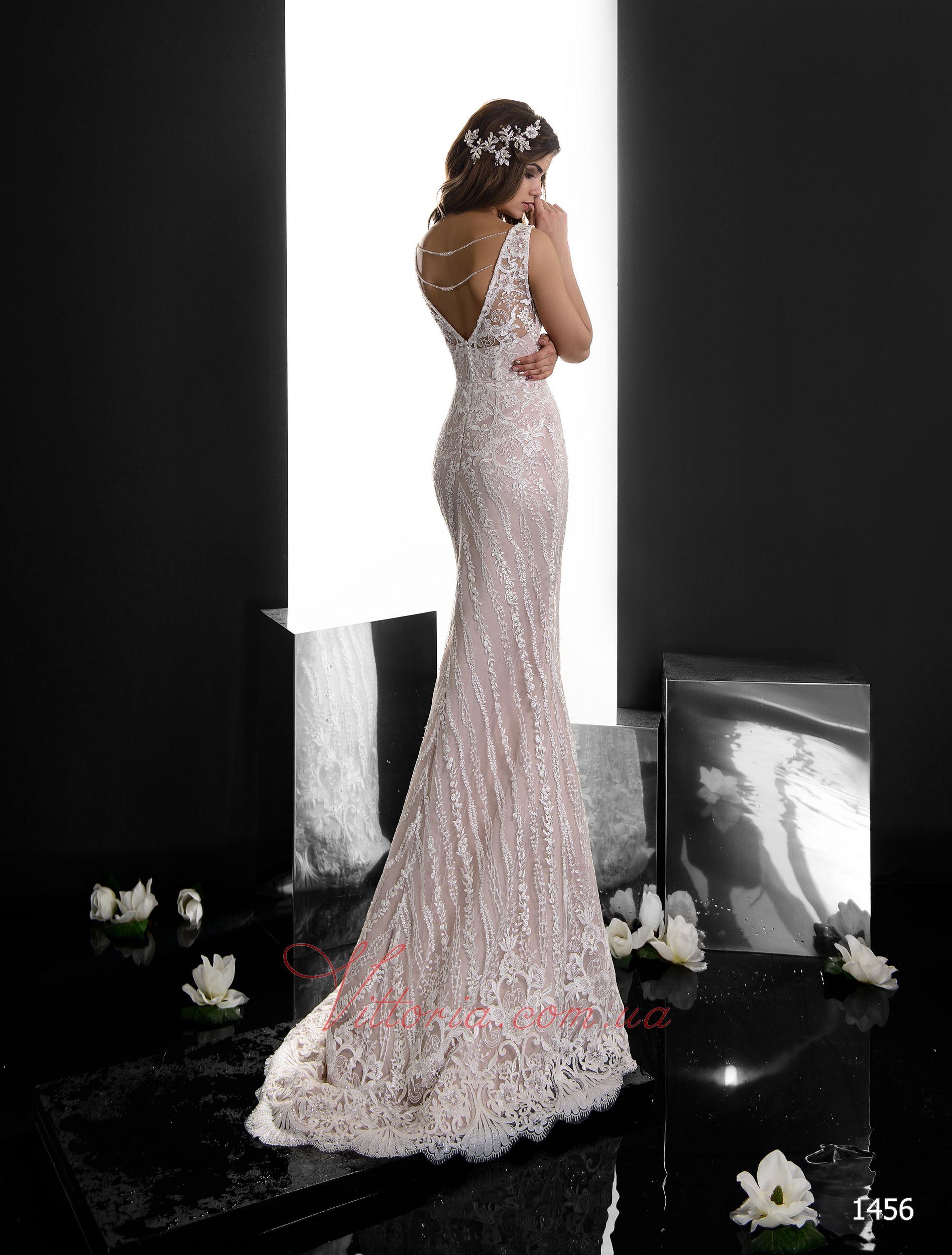 Свадебное платье Модель 1456