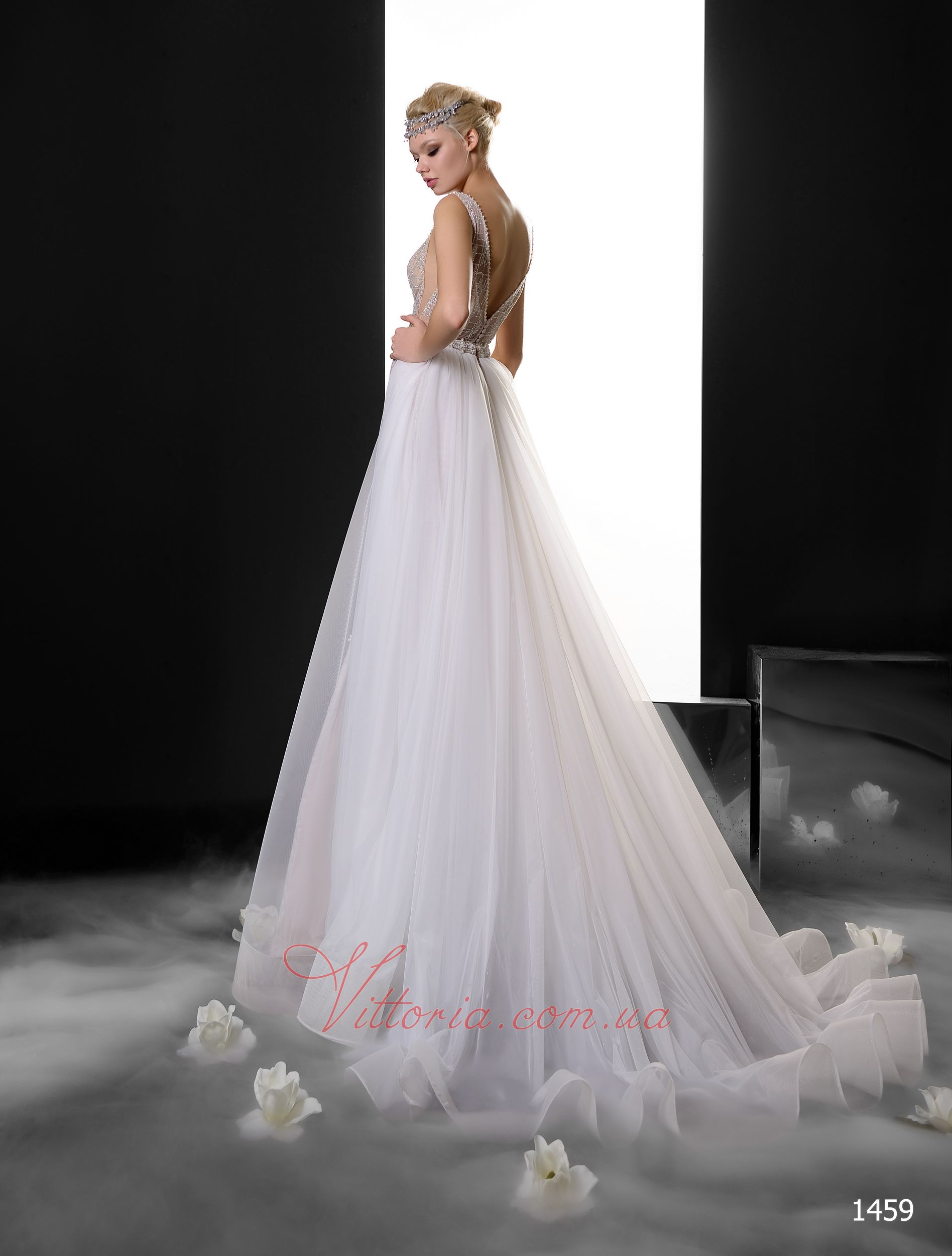 Свадебное платье Модель 1459