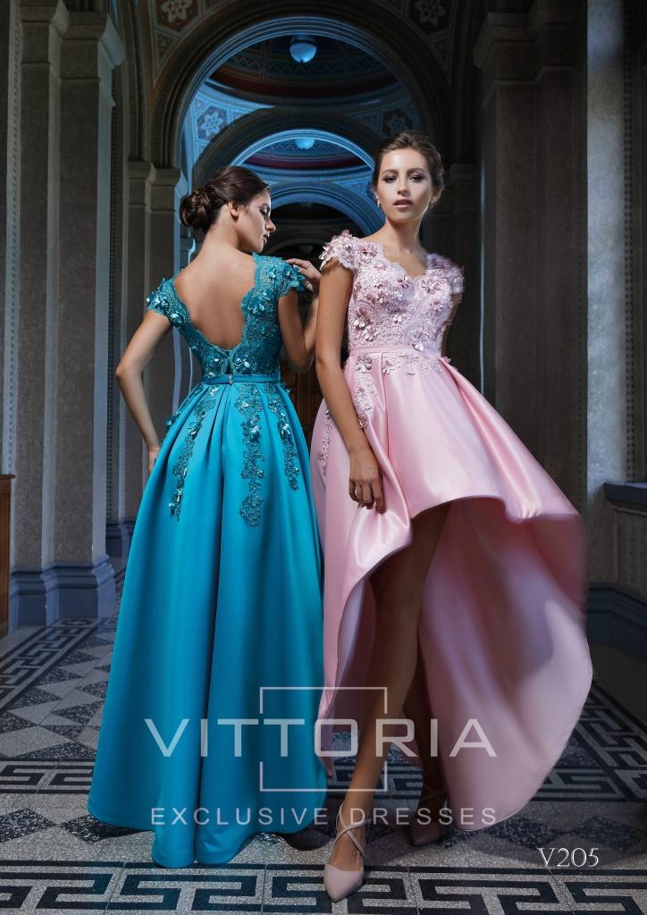 Вечернее платье V205