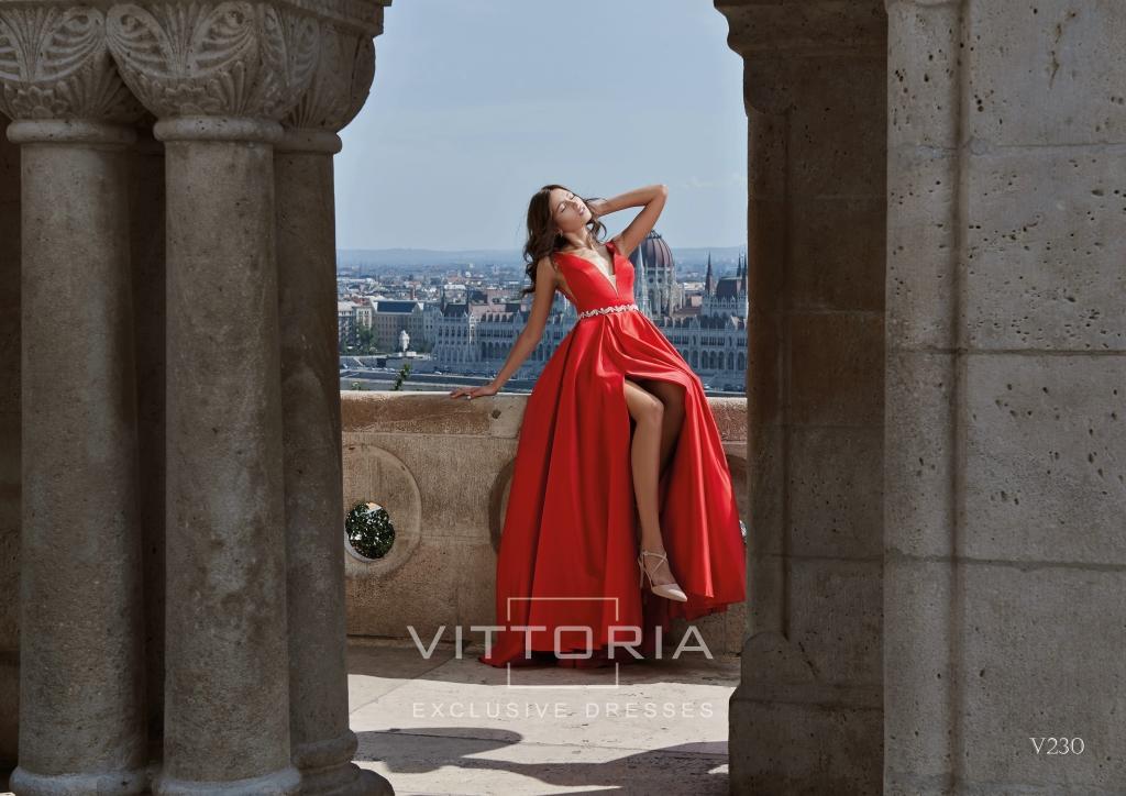 Вечернее платье V230
