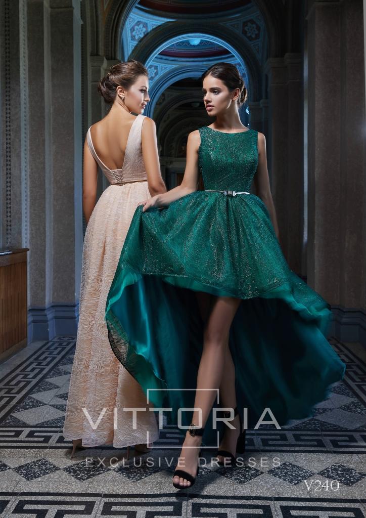 Вечернее платье V240