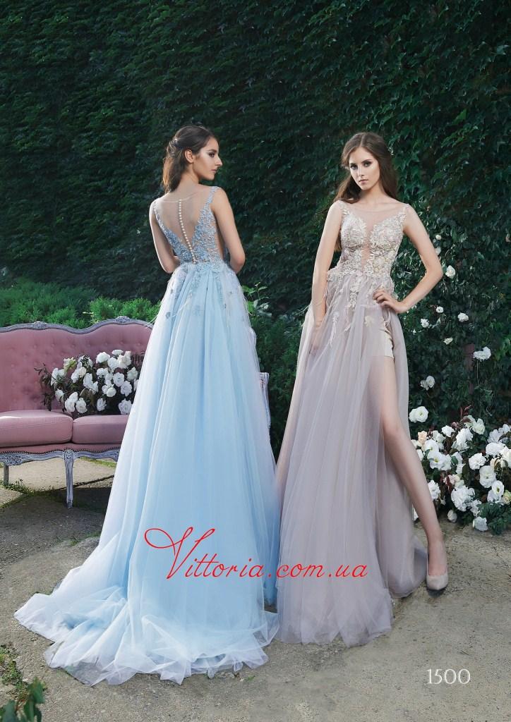 Вечернее платье 1500