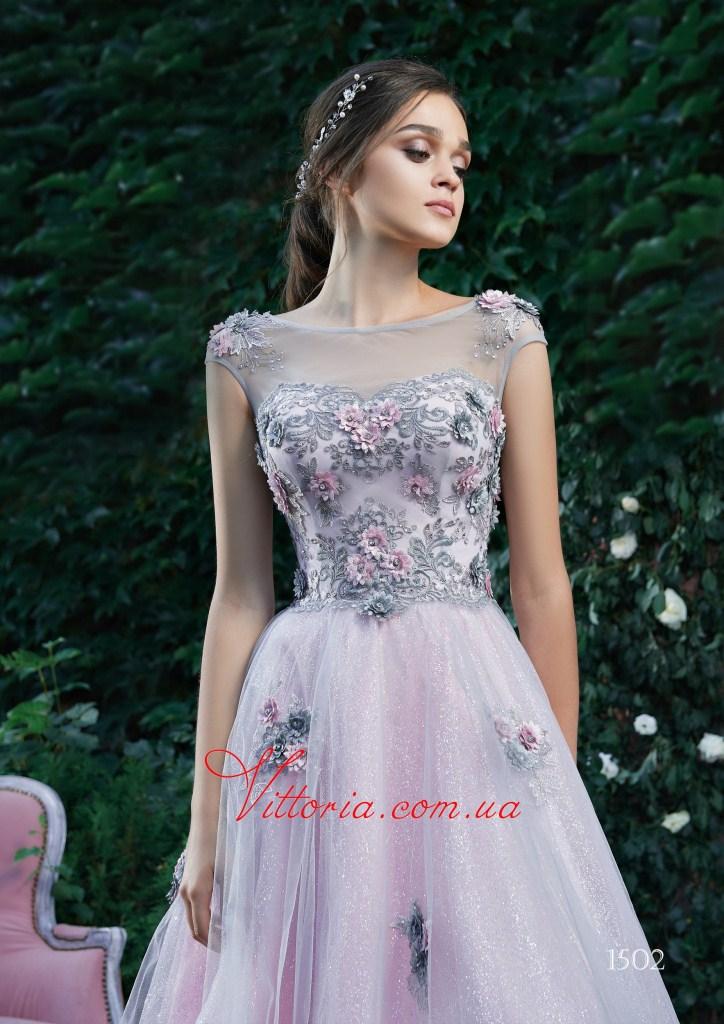 Вечернее платье 1502