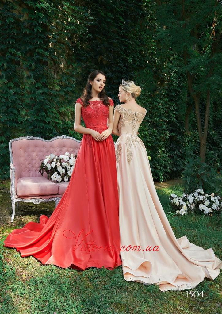 Вечернее платье 1504