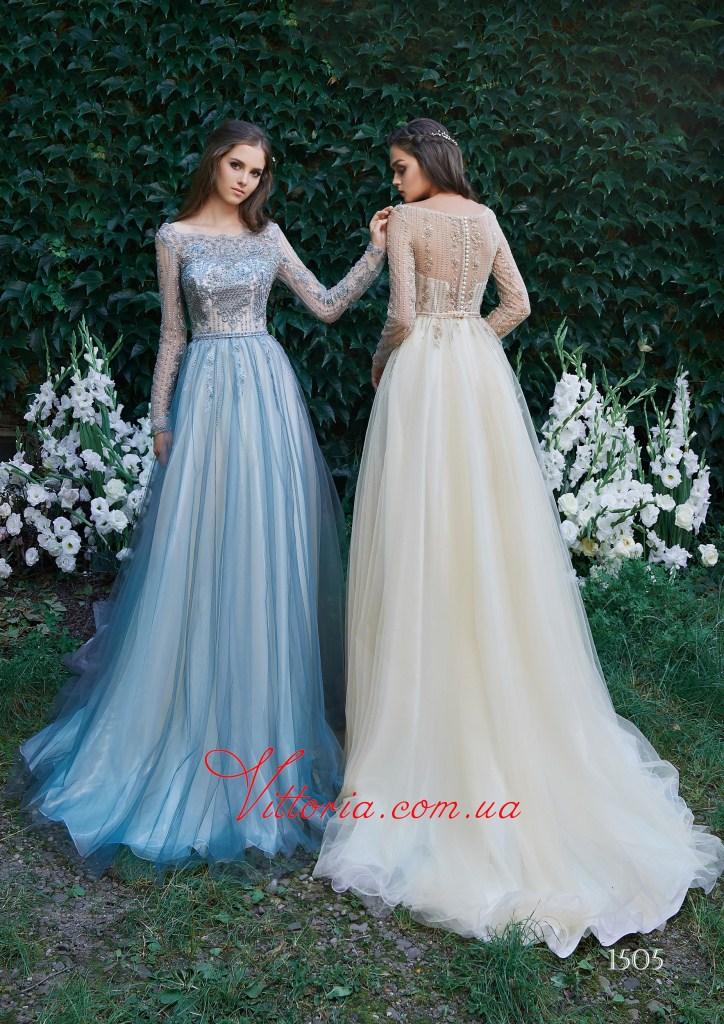Вечернее платье 1505