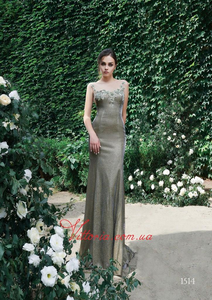Вечернее платье 1514