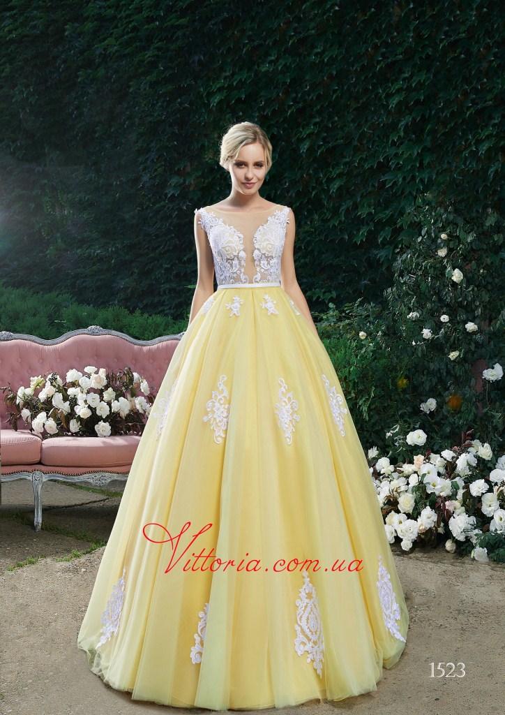 Вечернее платье 1523