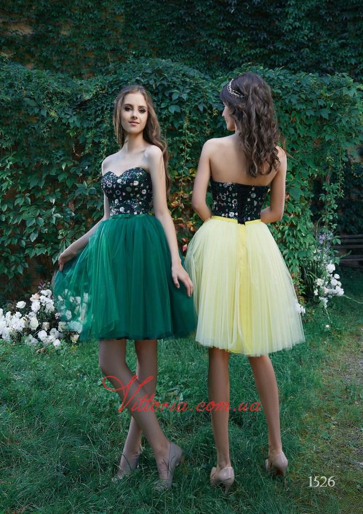 Вечернее платье 1526