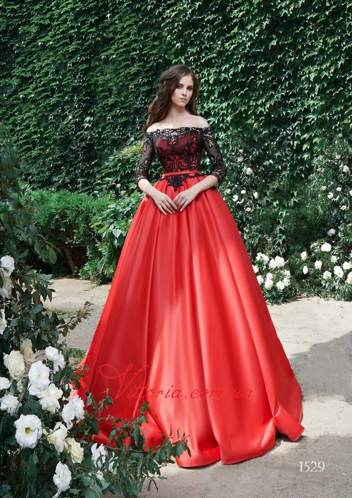 Вечернее платье 1529