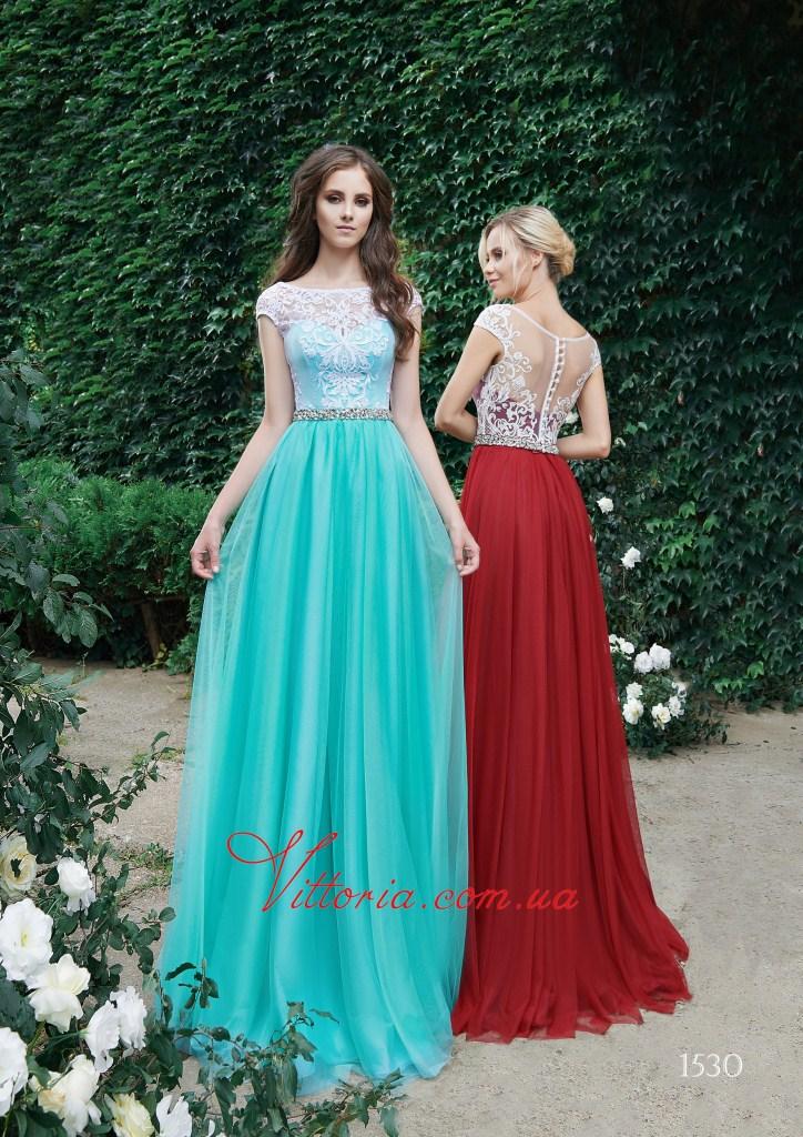 Вечернее платье 1530