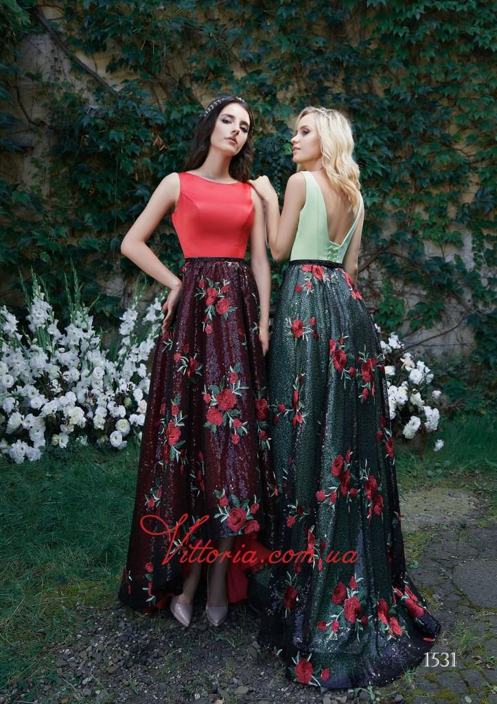 Вечернее платье 1531