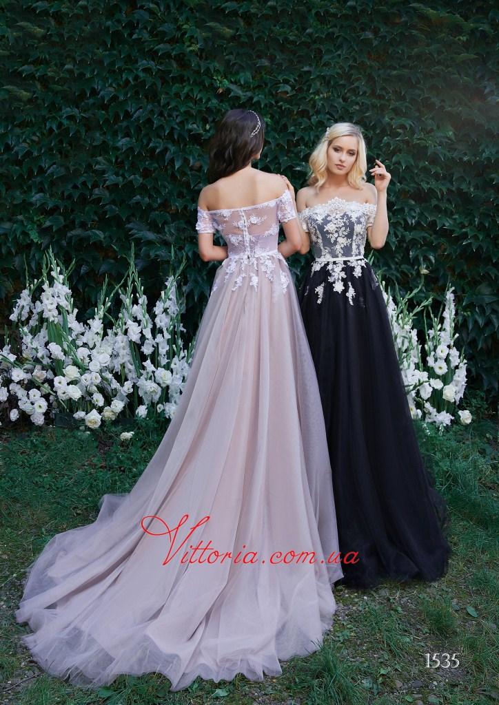 Вечернее платье 1535