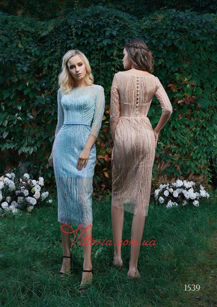 Вечернее платье 1539