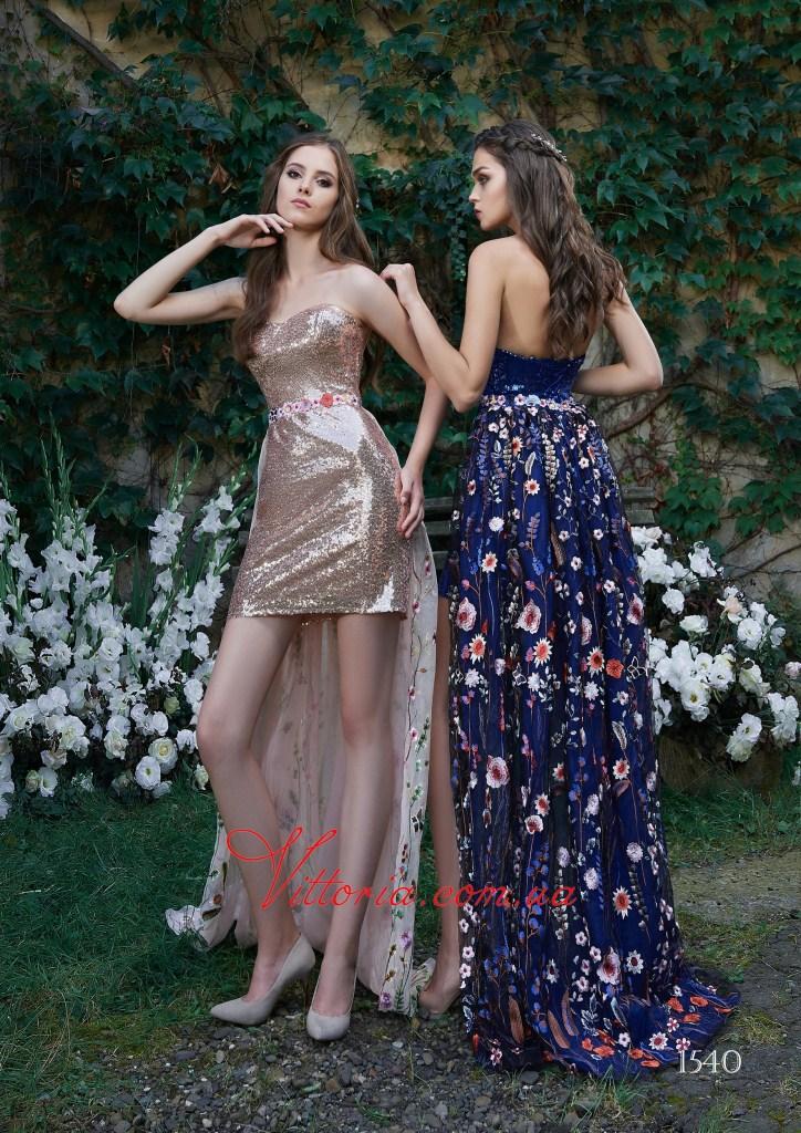 Вечернее платье 1540