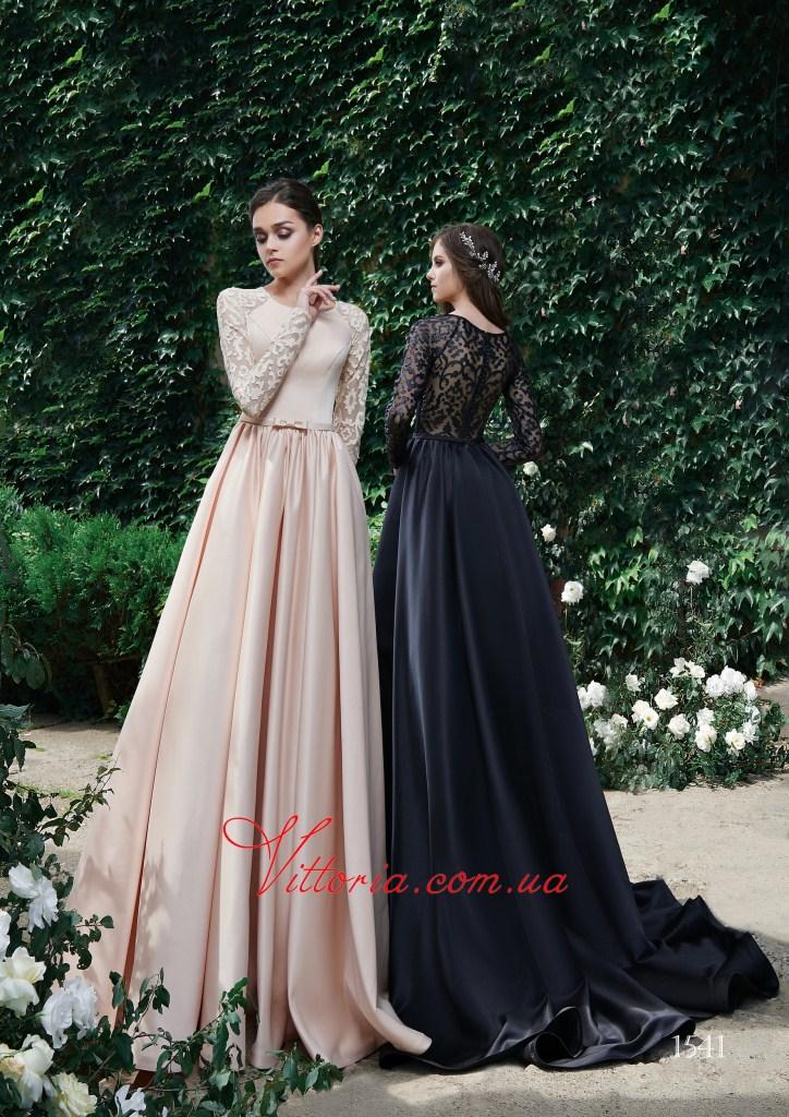 Вечернее платье 1541
