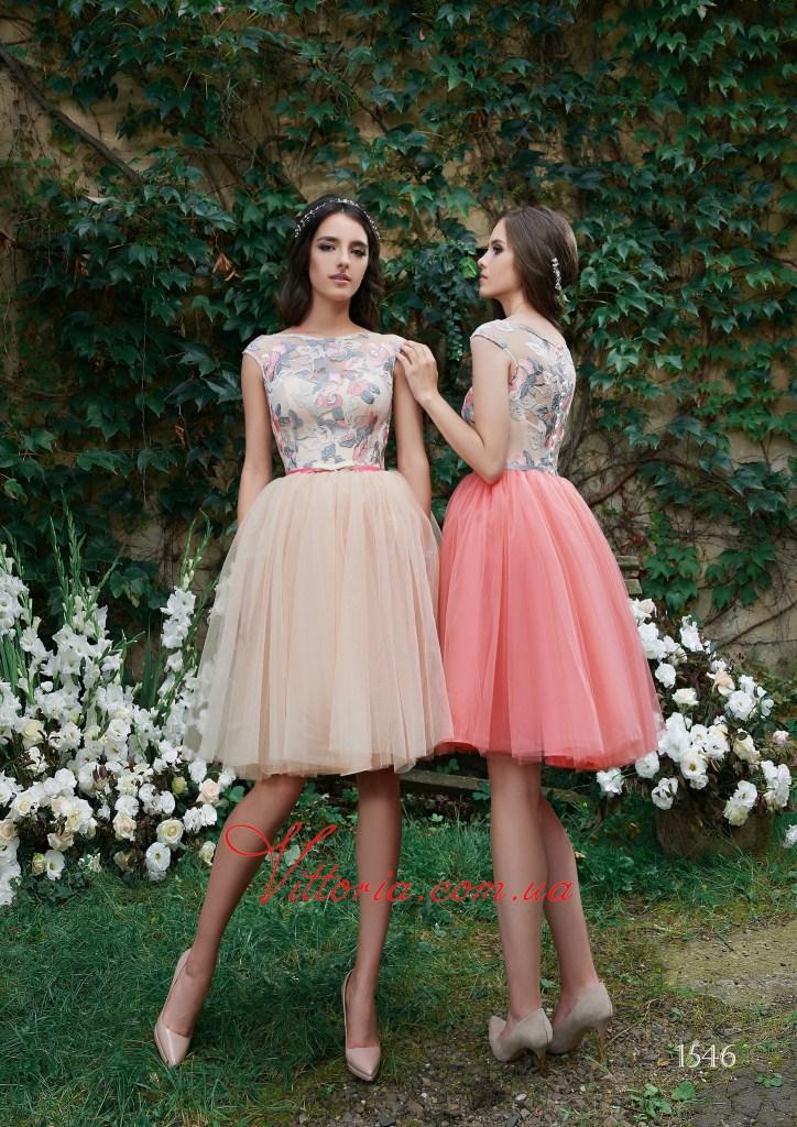 Вечернее платье 1546