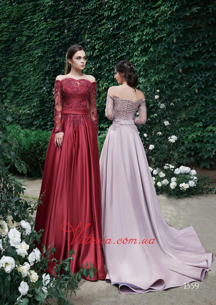 Вечернее платье 1559
