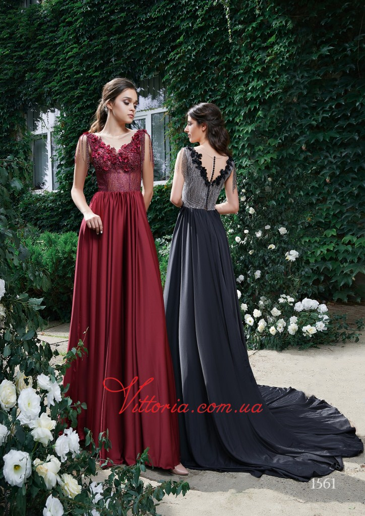 Вечернее платье 1561