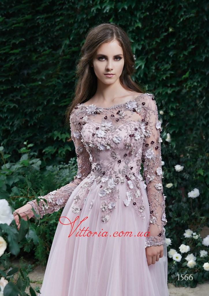 Вечернее платье 1566