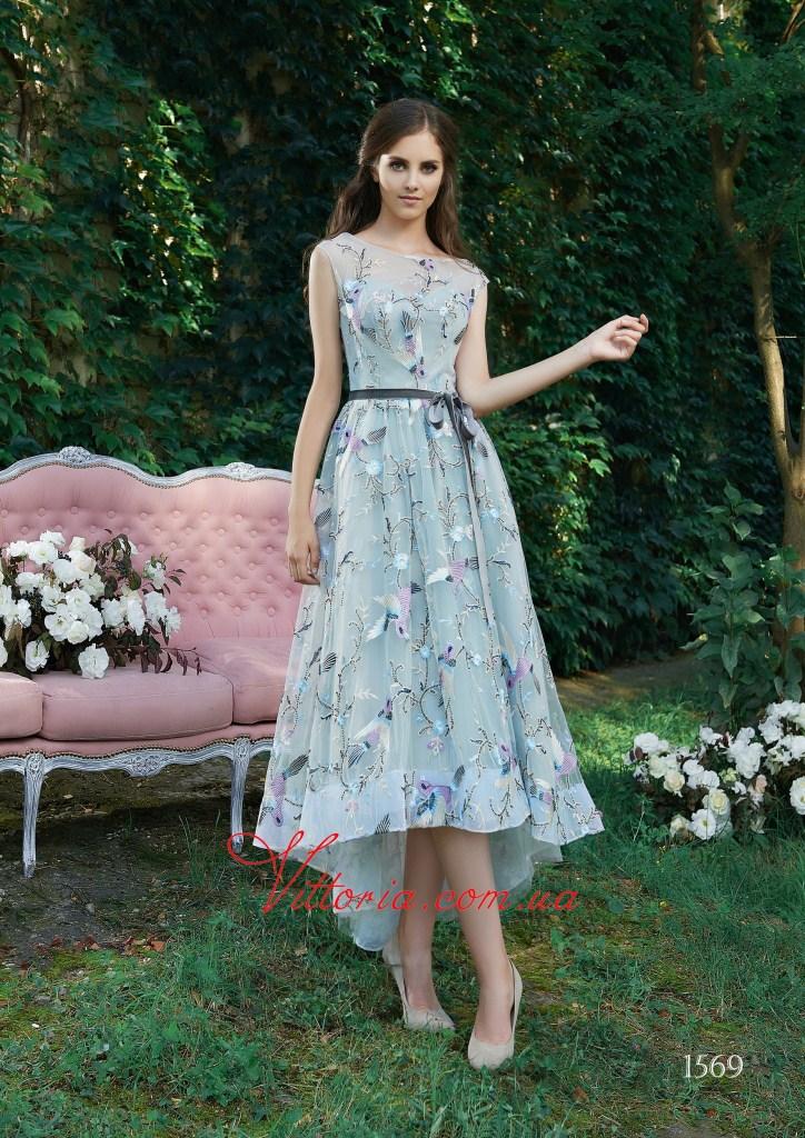 Вечернее платье 1569