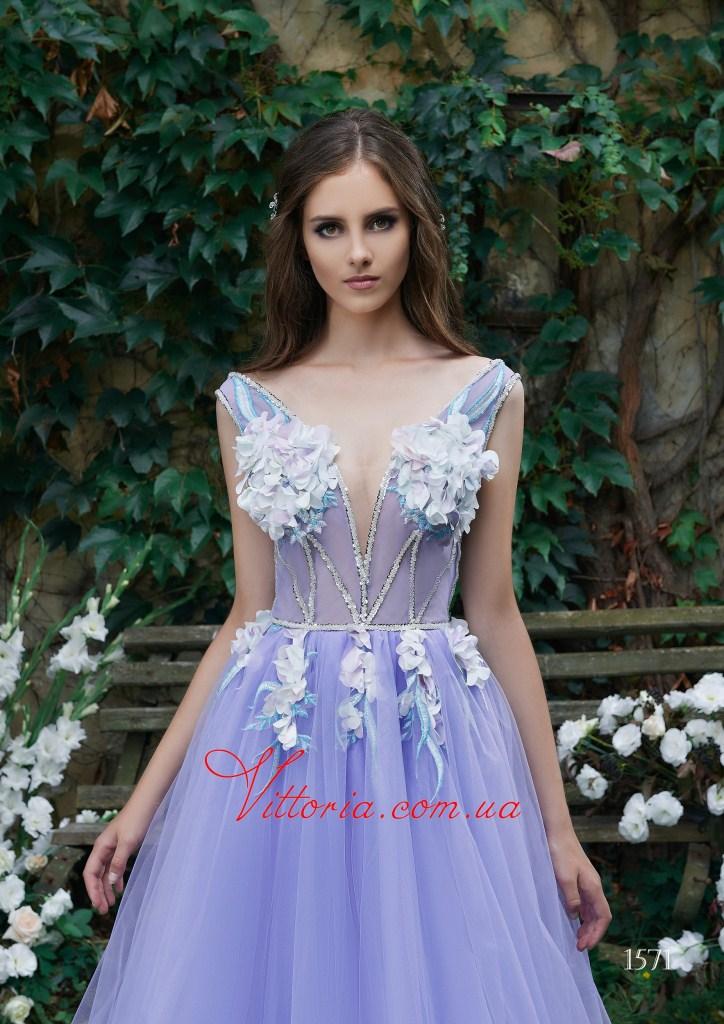 Вечернее платье 1571