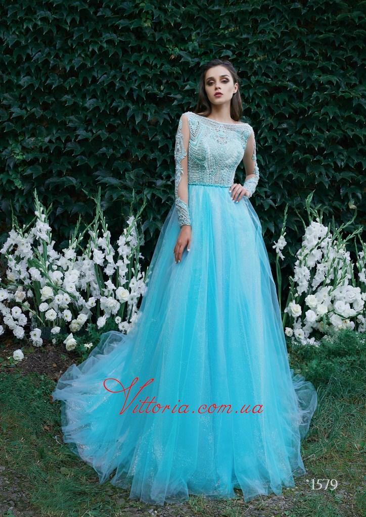 Вечернее платье 1579