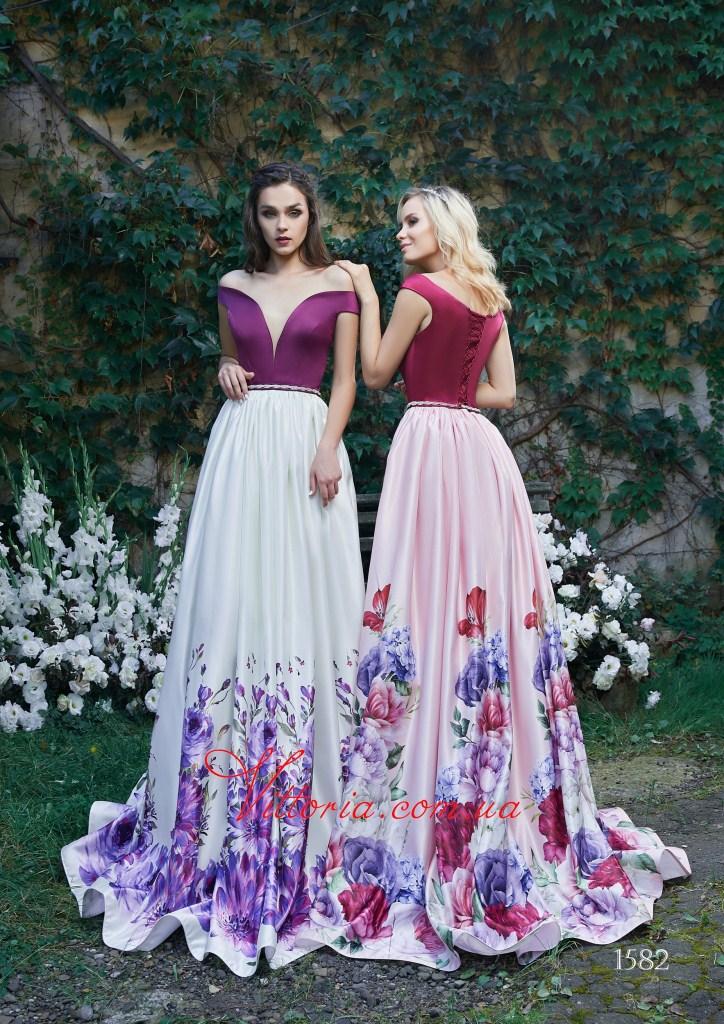 Вечернее платье 1582