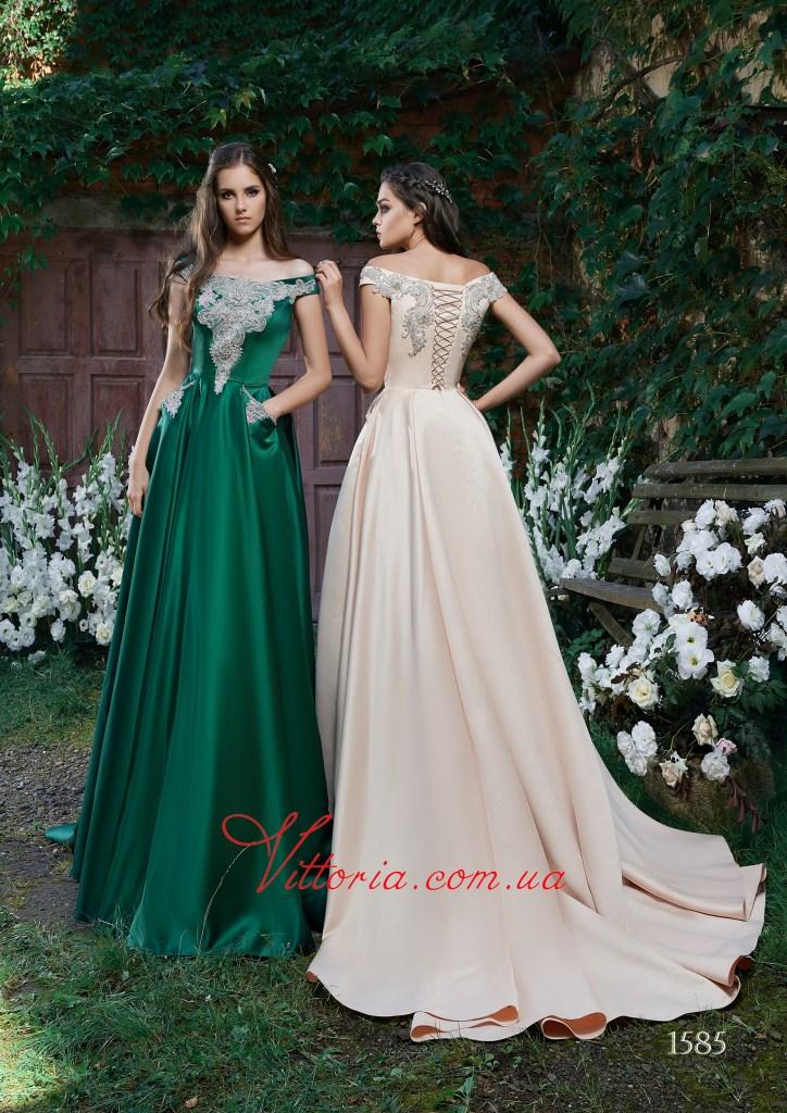 Вечернее платье 1585