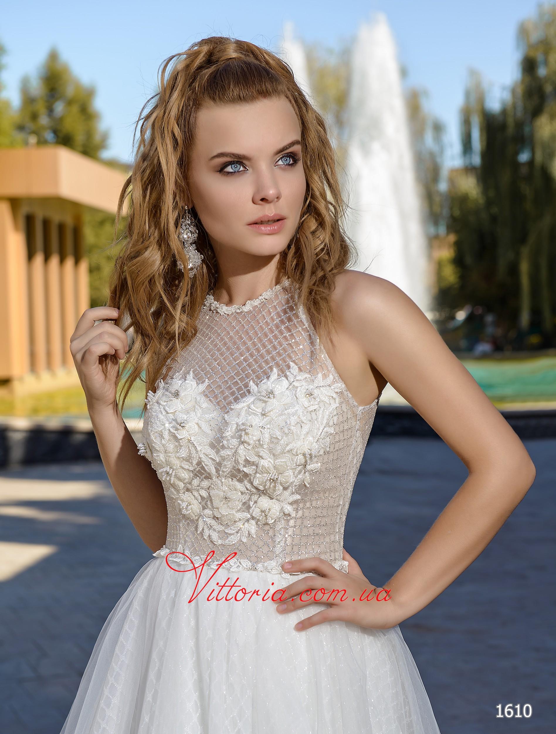 Свадебное платье 1610