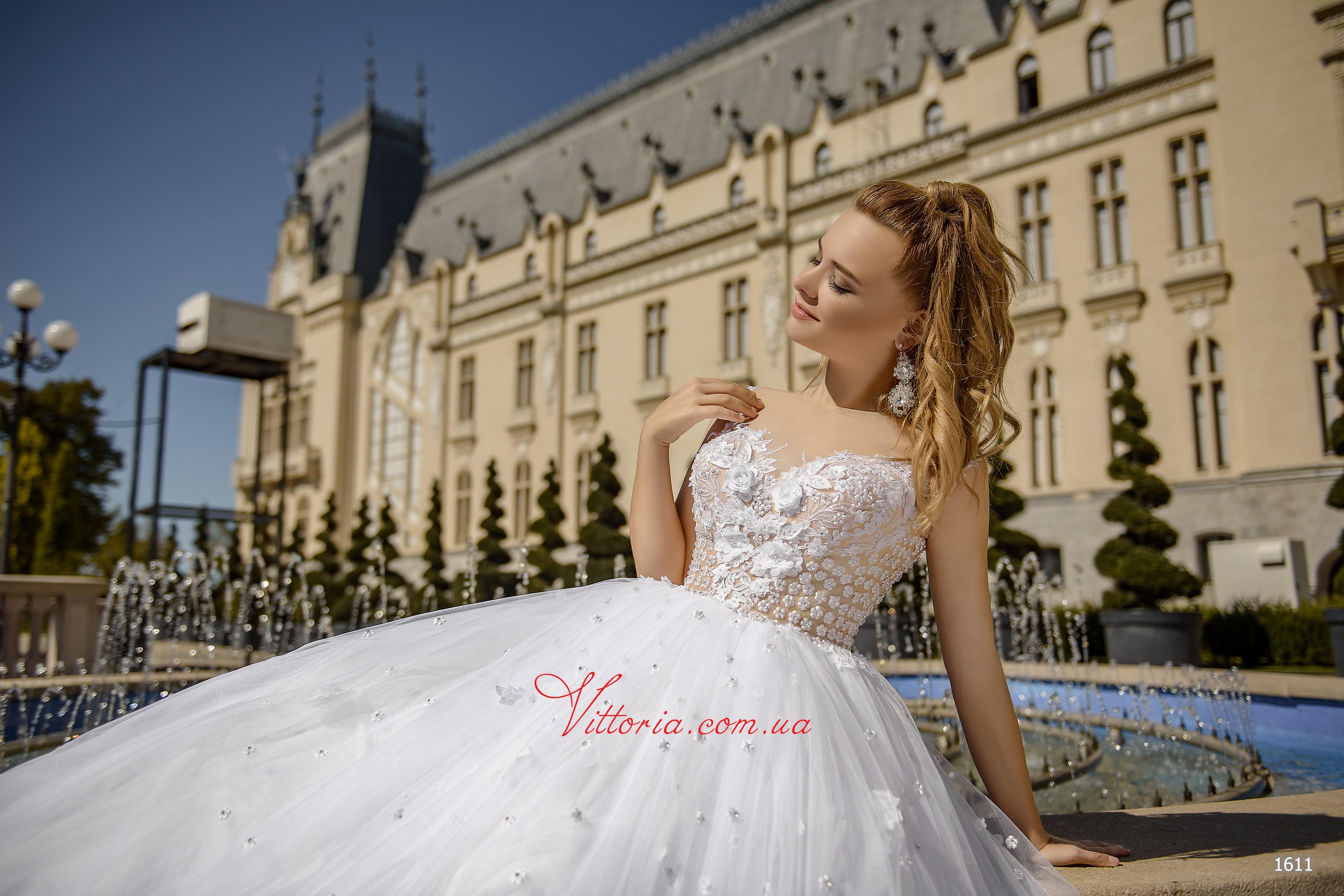 Свадебное платье 1611