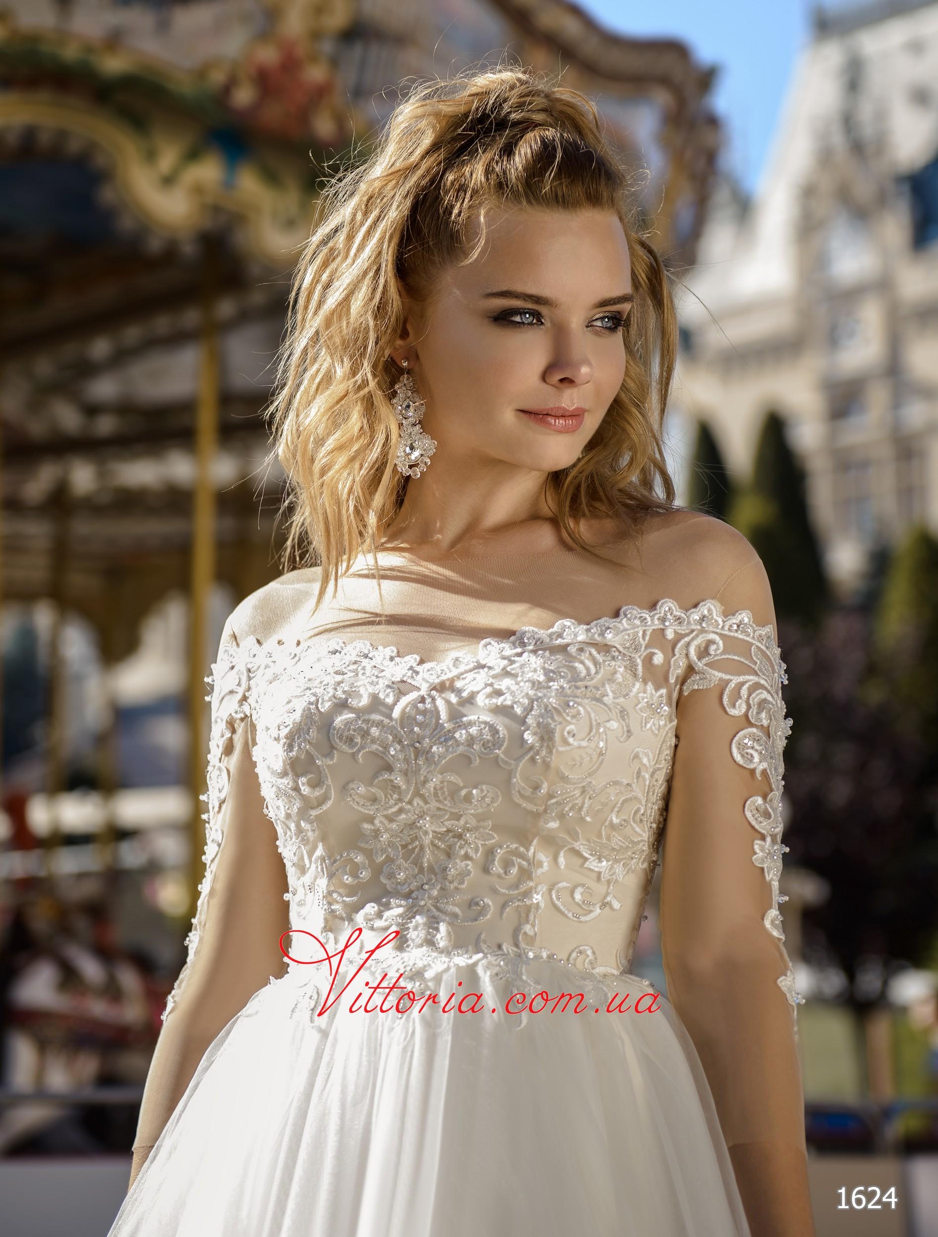 Свадебное платье 1624
