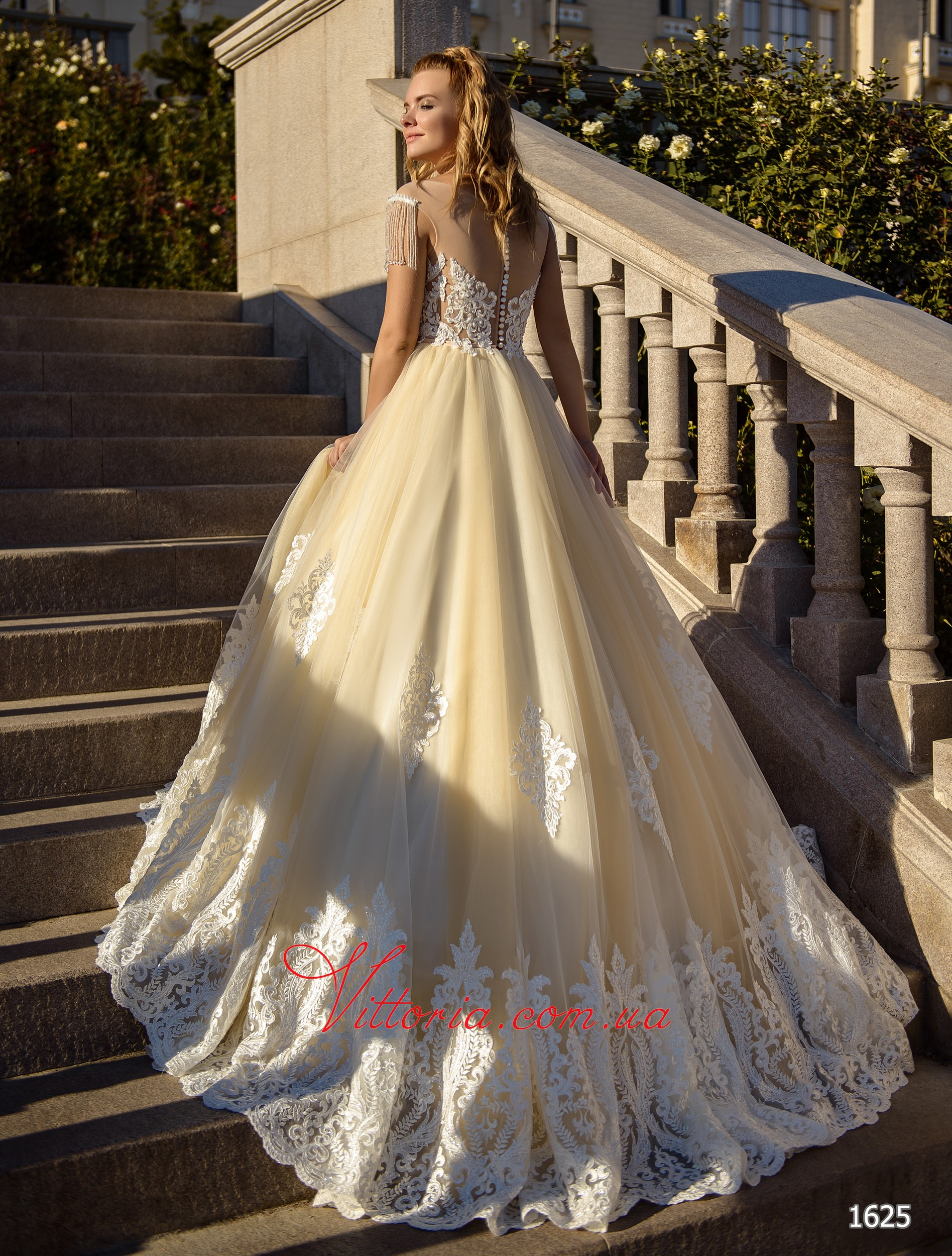 Свадебное платье 1625