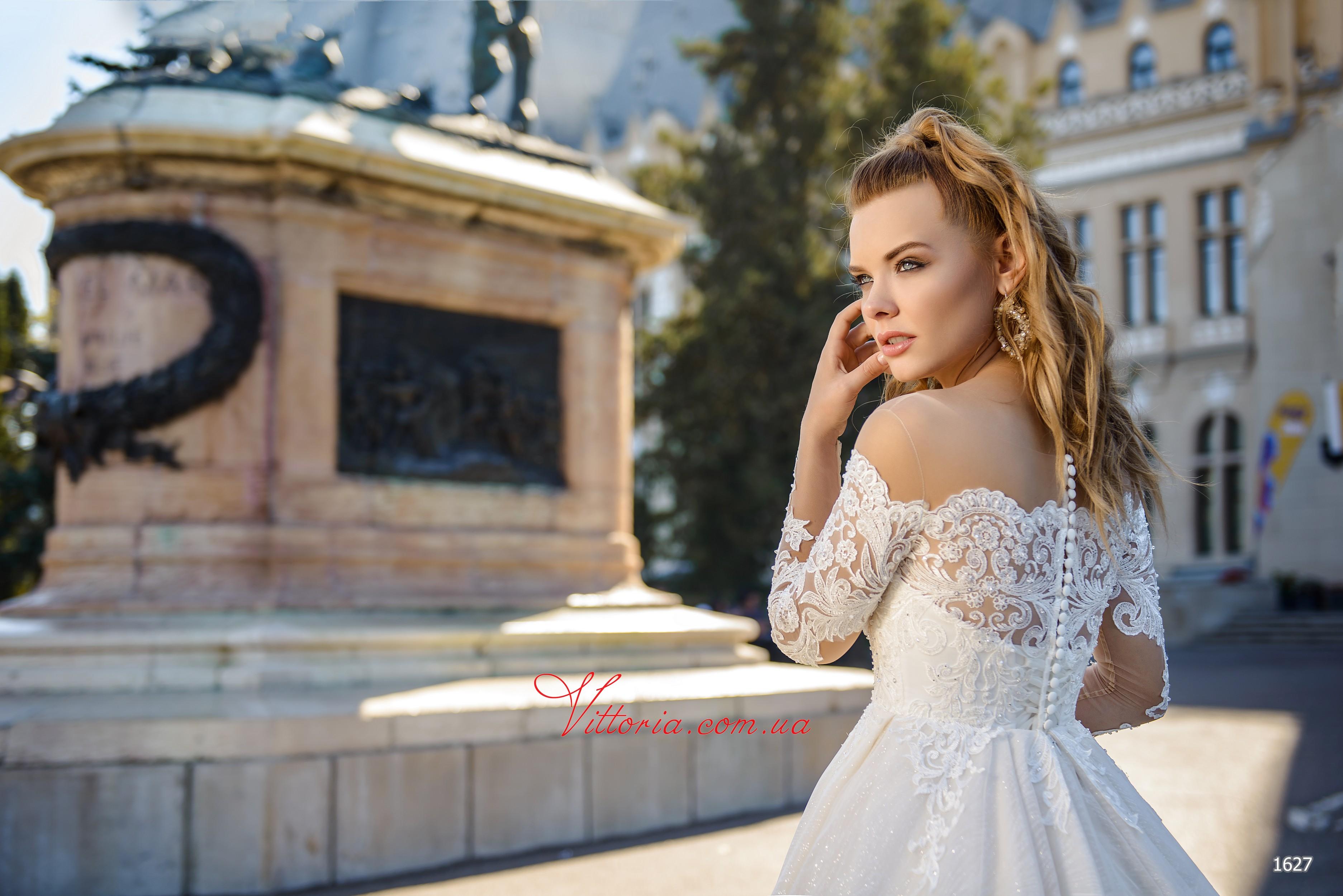 Свадебное платье 1627
