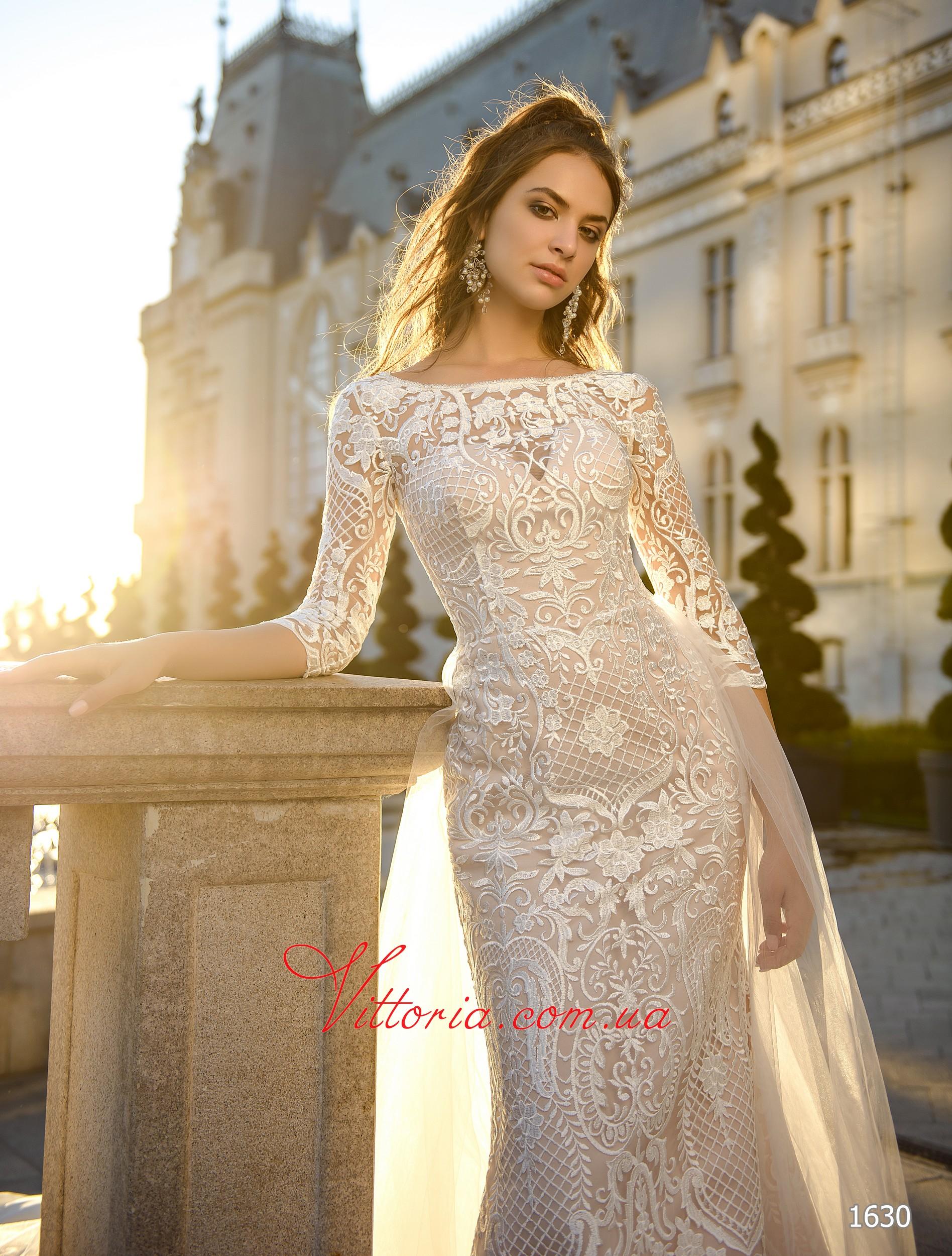 Свадебное платье 1630