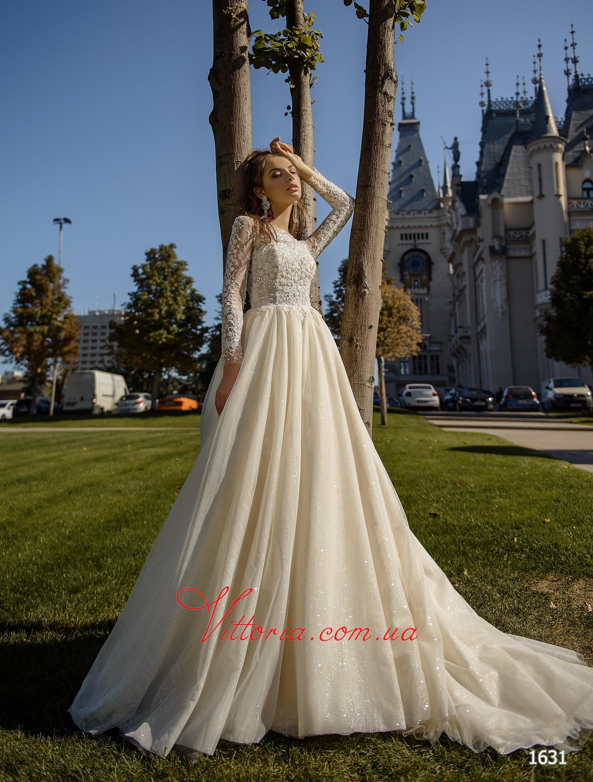 Свадебное платье 1631