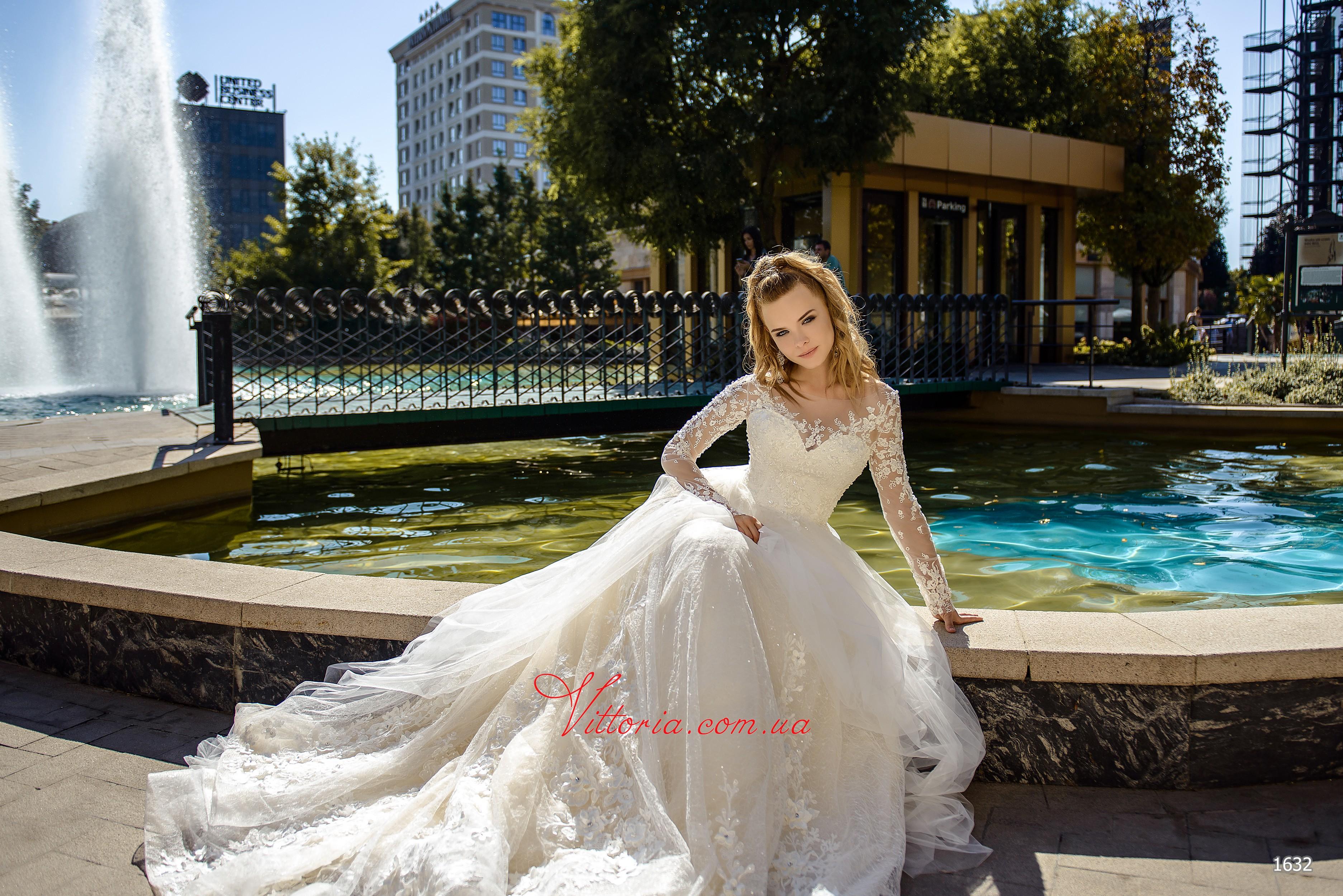 Свадебное платье 1632