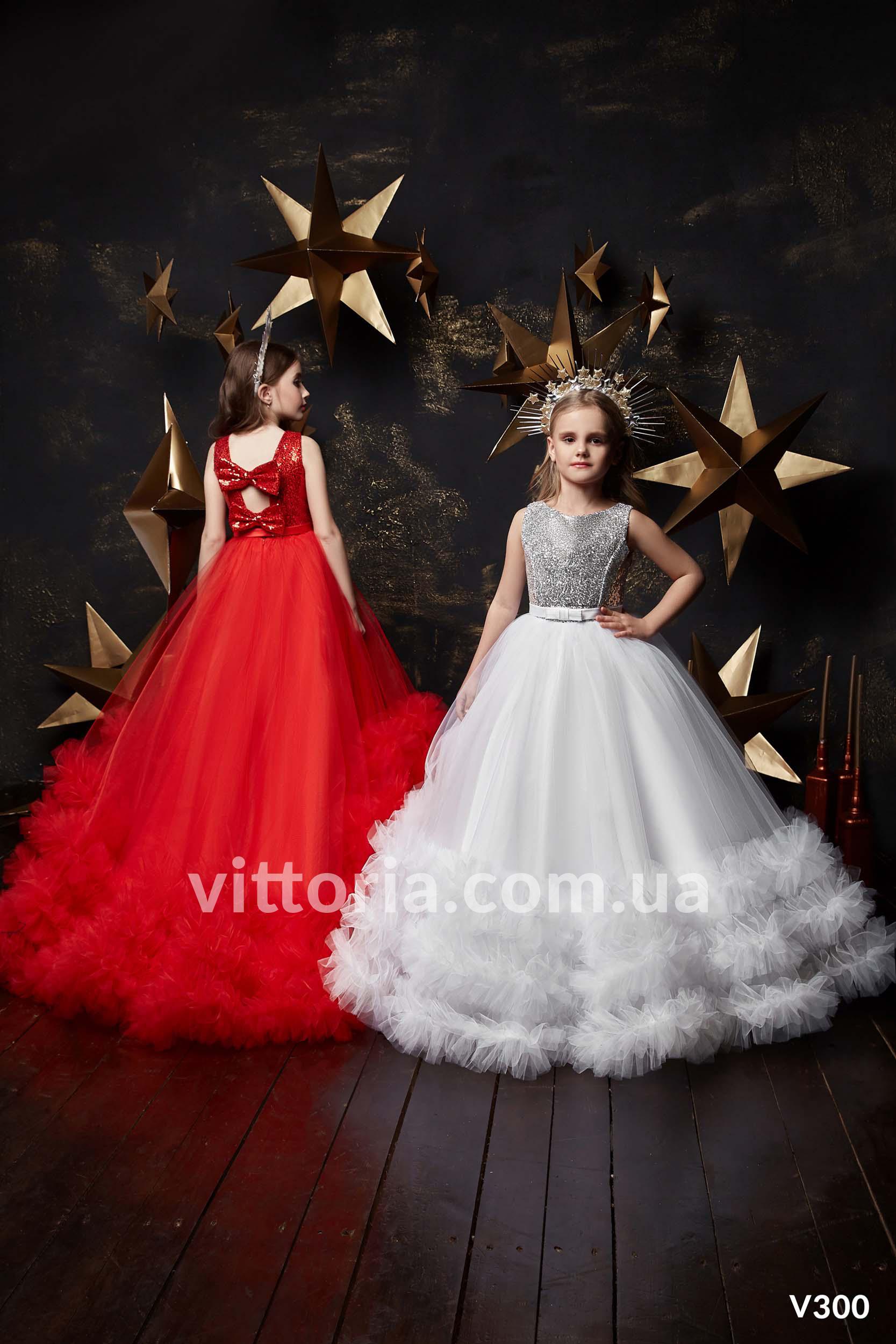 Детское платье 300