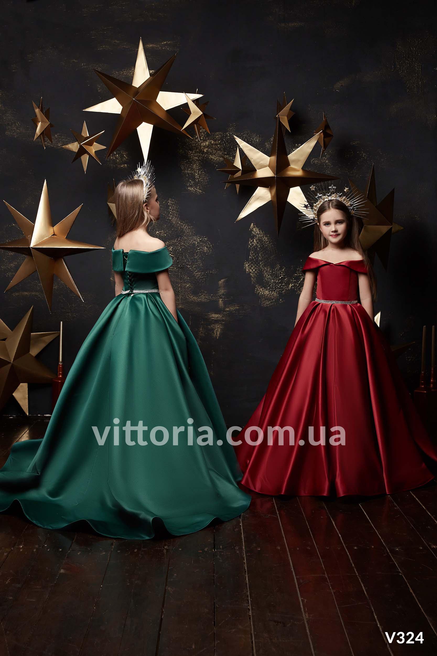 Детское платье 324